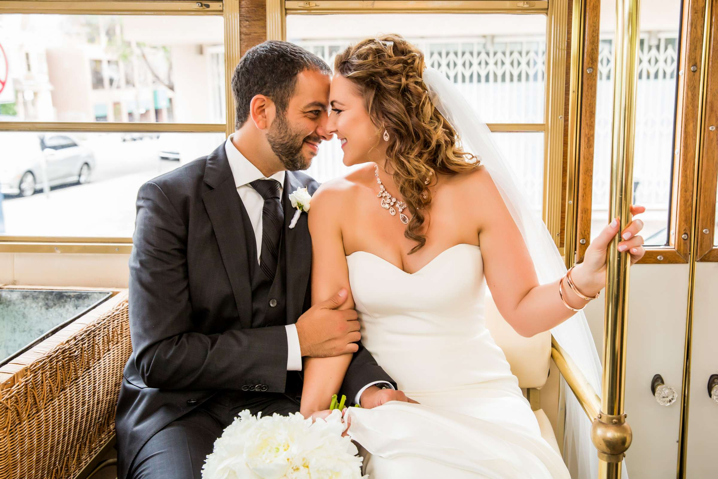 San Diego Museum of Art Wedding coordinated by First Comes Love Weddings & Events, Ruthie and Larry Wedding Photo #236816 by True Photography