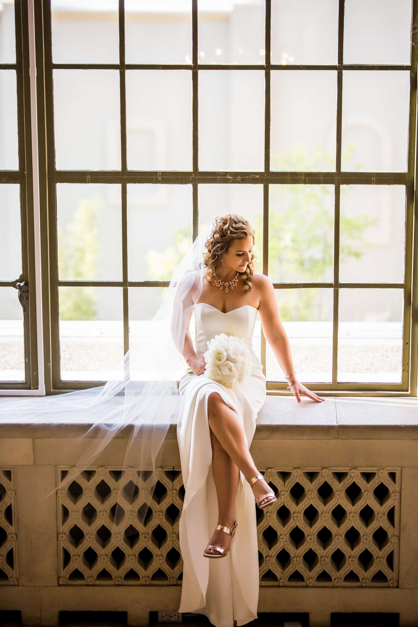San Diego Museum of Art Wedding coordinated by First Comes Love Weddings & Events, Ruthie and Larry Wedding Photo #236823 by True Photography