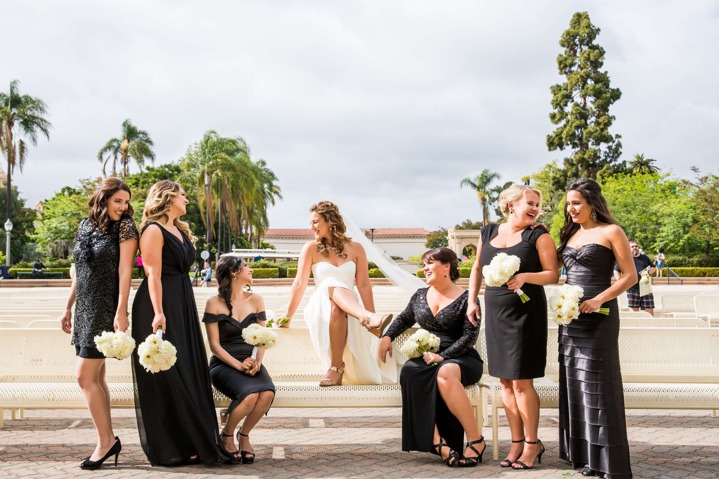 San Diego Museum of Art Wedding coordinated by First Comes Love Weddings & Events, Ruthie and Larry Wedding Photo #236826 by True Photography