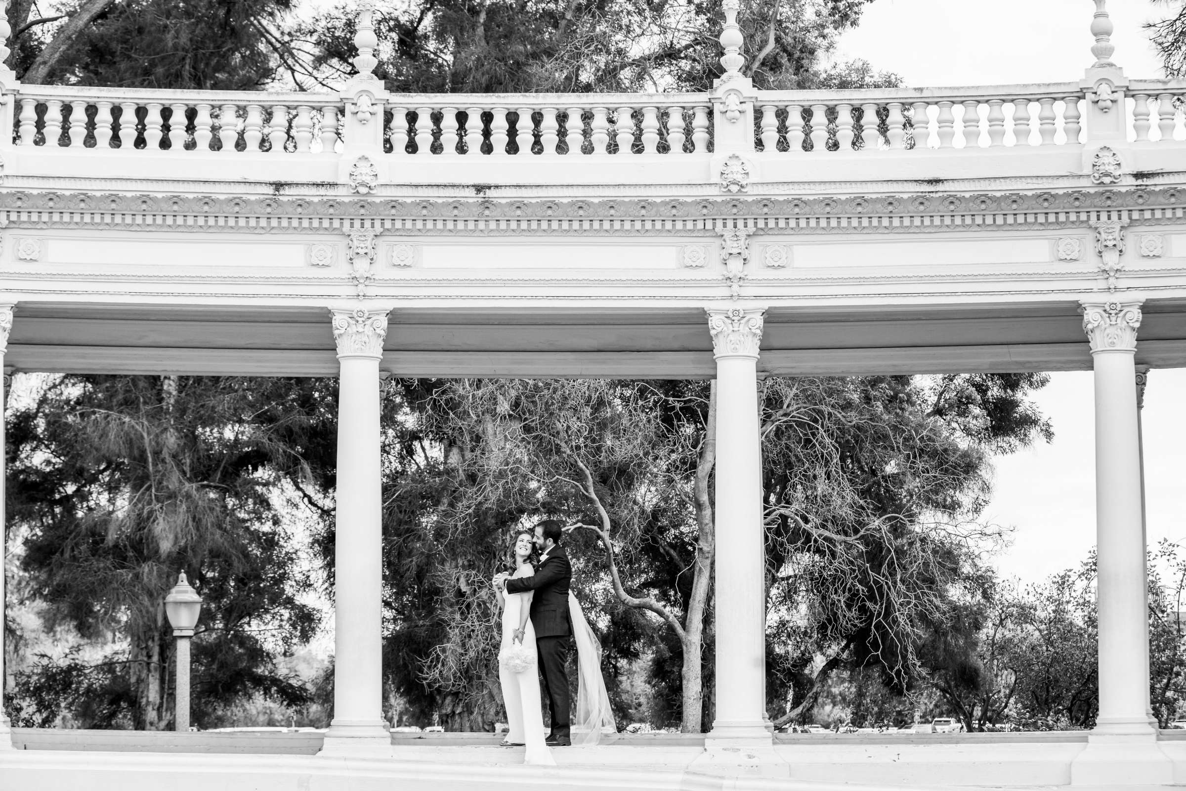 San Diego Museum of Art Wedding coordinated by First Comes Love Weddings & Events, Ruthie and Larry Wedding Photo #236828 by True Photography