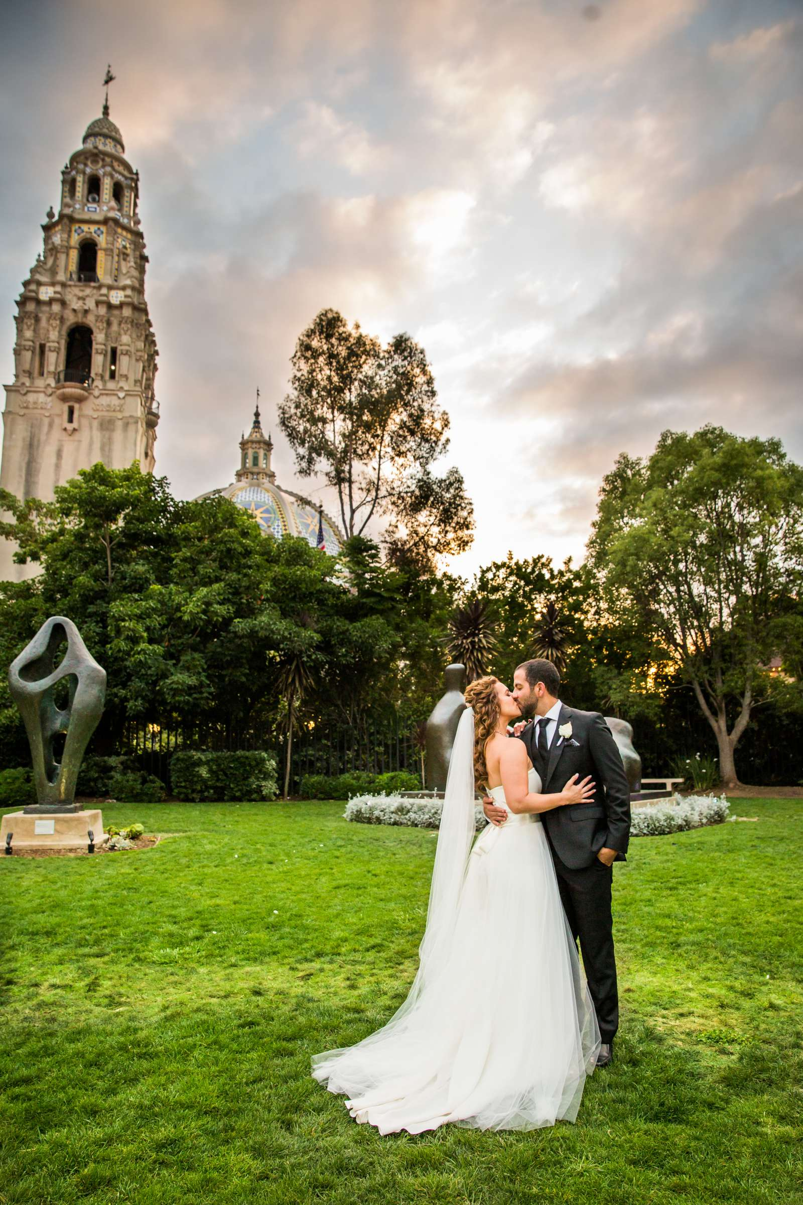 San Diego Museum of Art Wedding coordinated by First Comes Love Weddings & Events, Ruthie and Larry Wedding Photo #236832 by True Photography