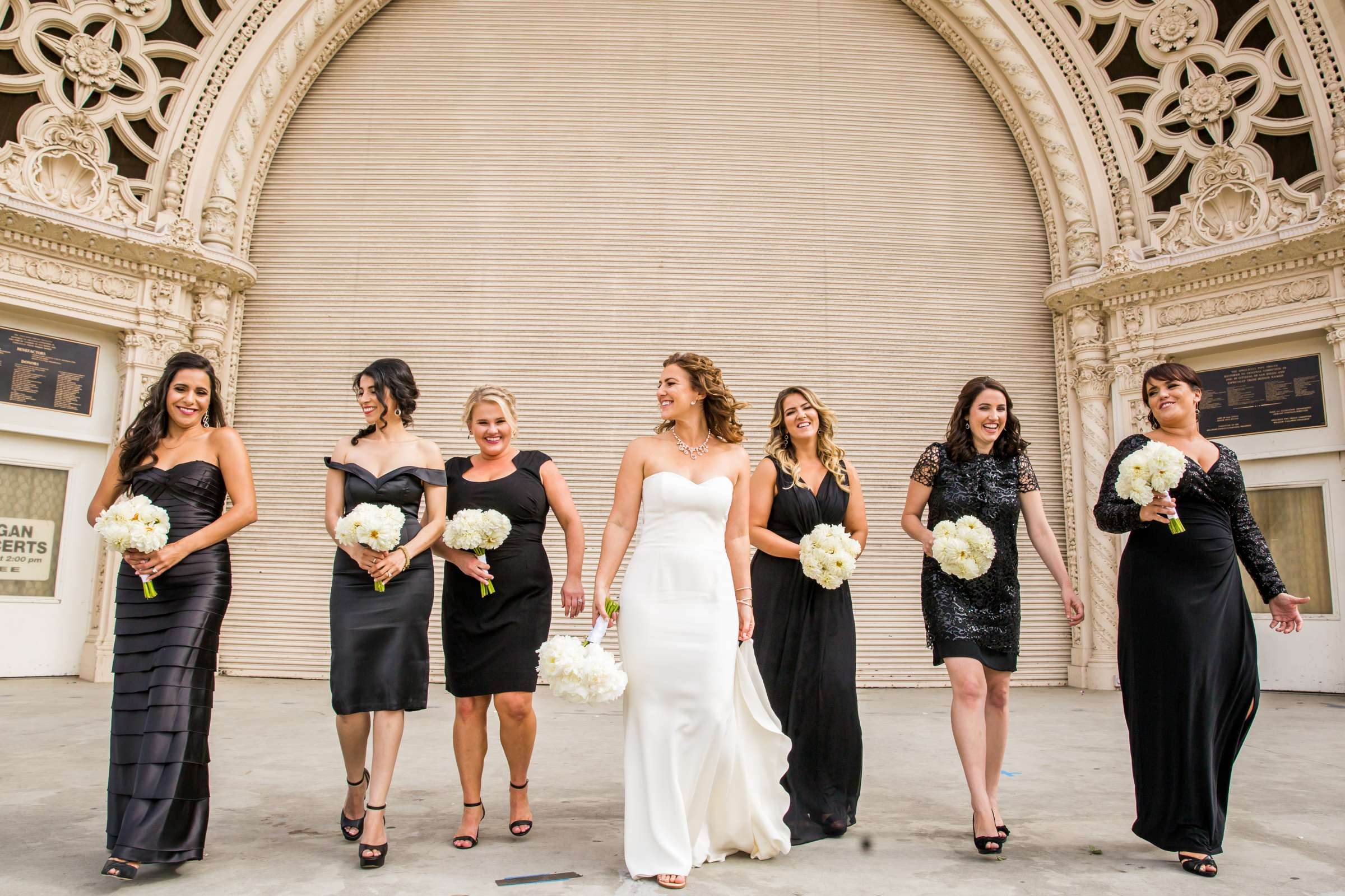 San Diego Museum of Art Wedding coordinated by First Comes Love Weddings & Events, Ruthie and Larry Wedding Photo #236833 by True Photography