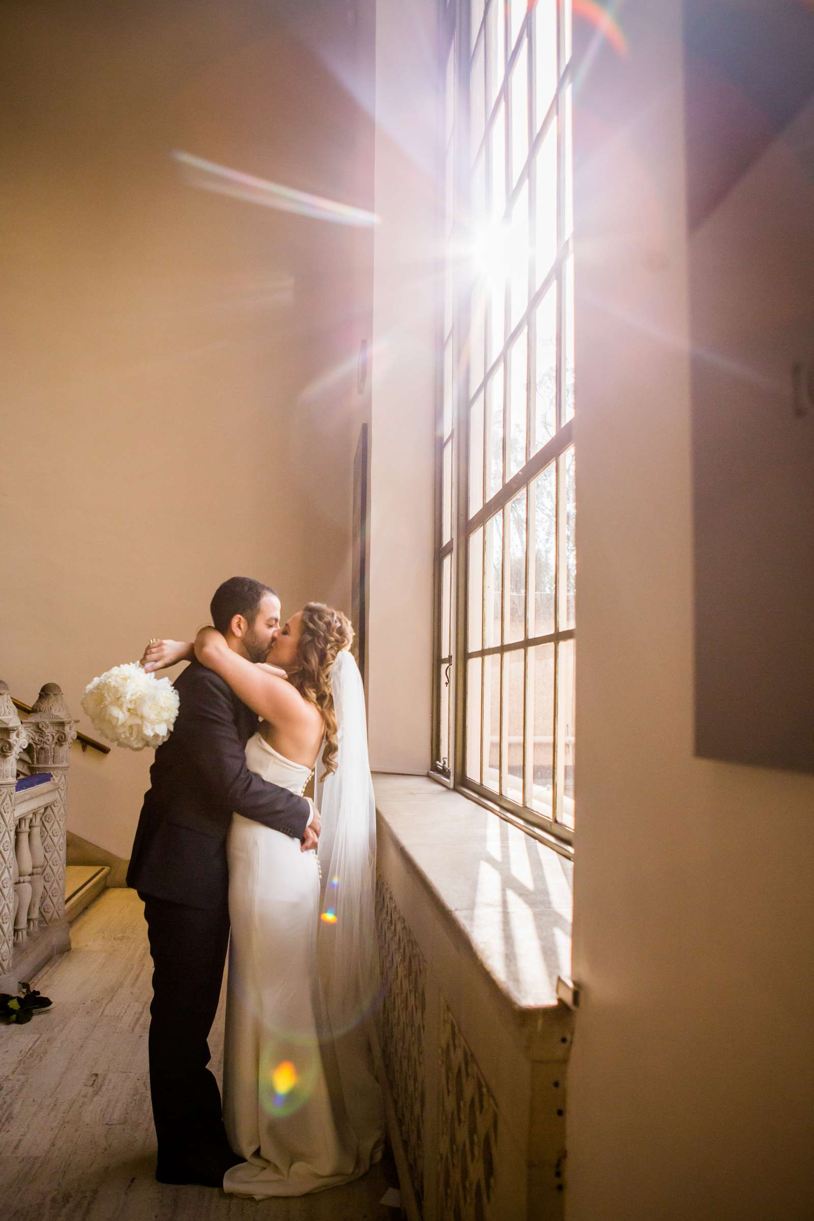 San Diego Museum of Art Wedding coordinated by First Comes Love Weddings & Events, Ruthie and Larry Wedding Photo #236839 by True Photography