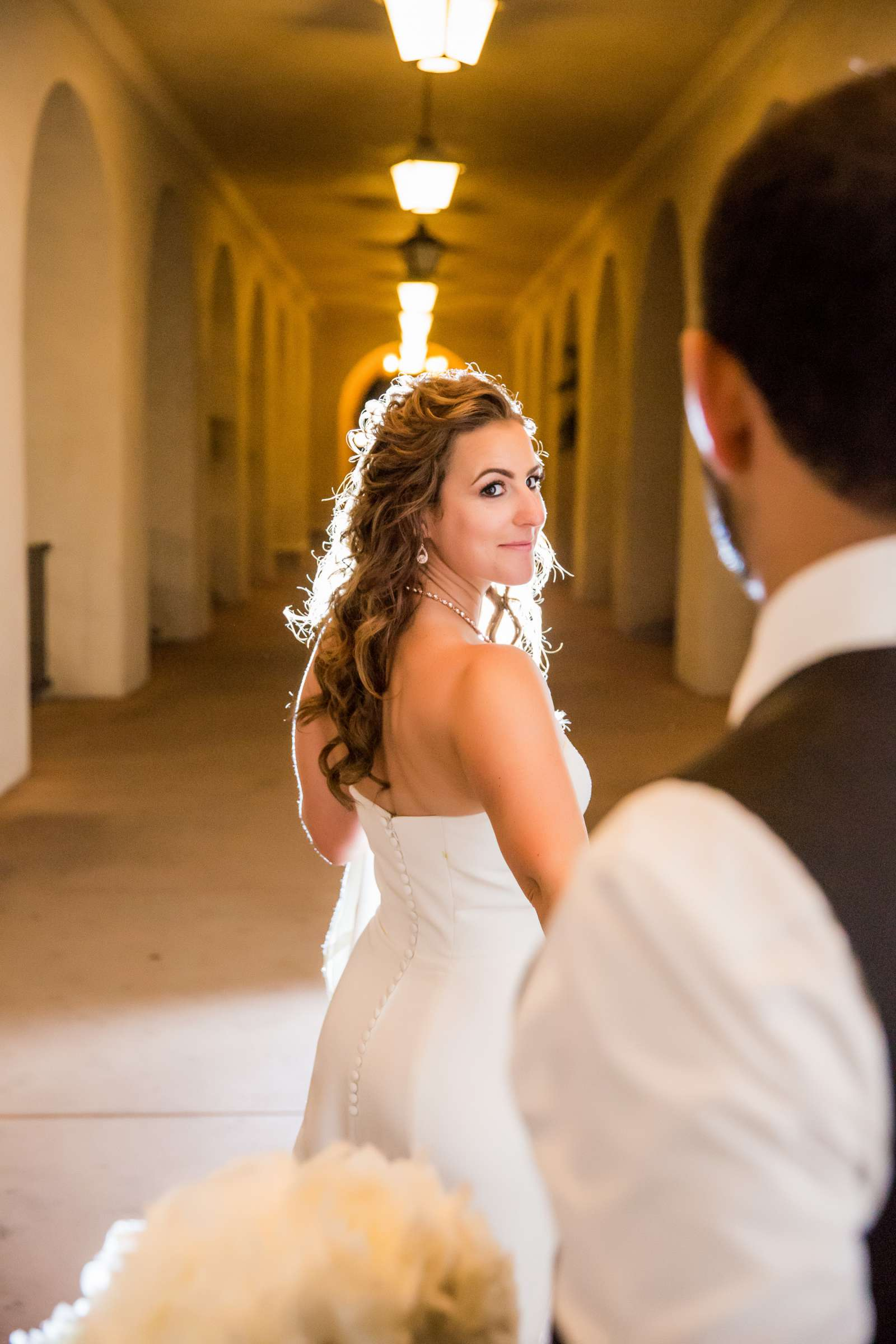 San Diego Museum of Art Wedding coordinated by First Comes Love Weddings & Events, Ruthie and Larry Wedding Photo #236854 by True Photography