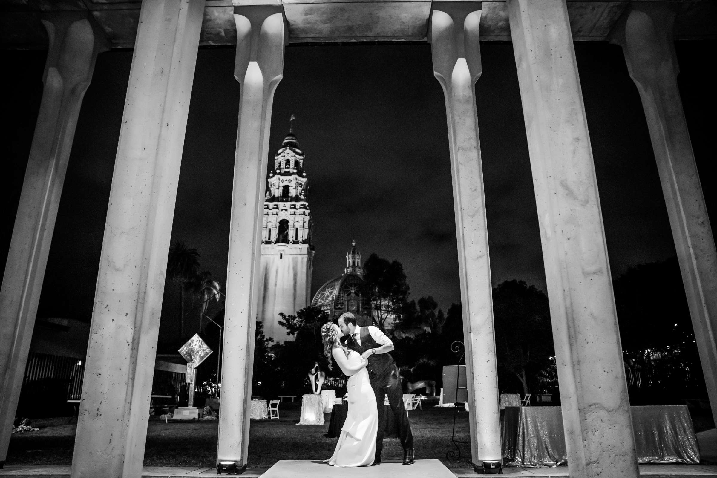 San Diego Museum of Art Wedding coordinated by First Comes Love Weddings & Events, Ruthie and Larry Wedding Photo #236858 by True Photography