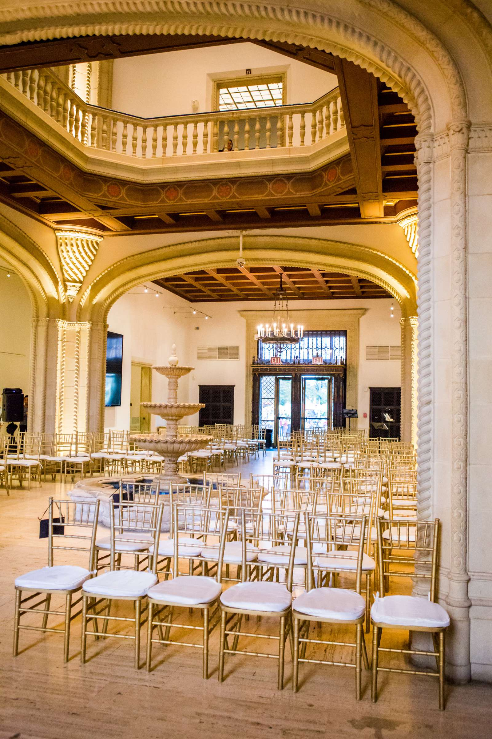 San Diego Museum of Art Wedding coordinated by First Comes Love Weddings & Events, Ruthie and Larry Wedding Photo #236866 by True Photography