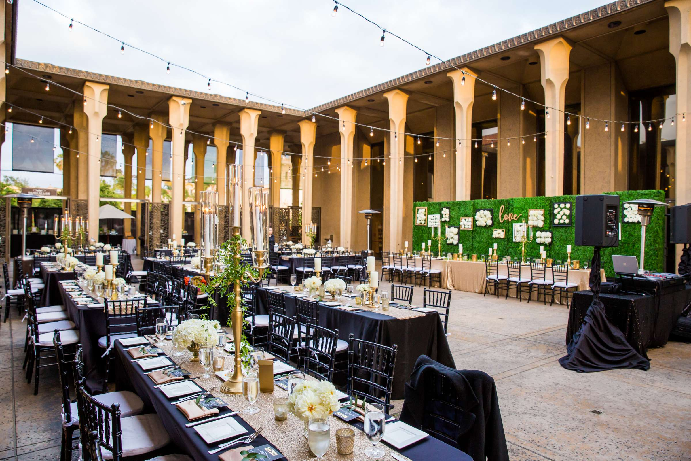 San Diego Museum of Art Wedding coordinated by First Comes Love Weddings & Events, Ruthie and Larry Wedding Photo #236896 by True Photography