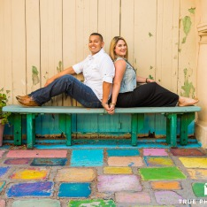 Renae and Adrian Engagement Shoot