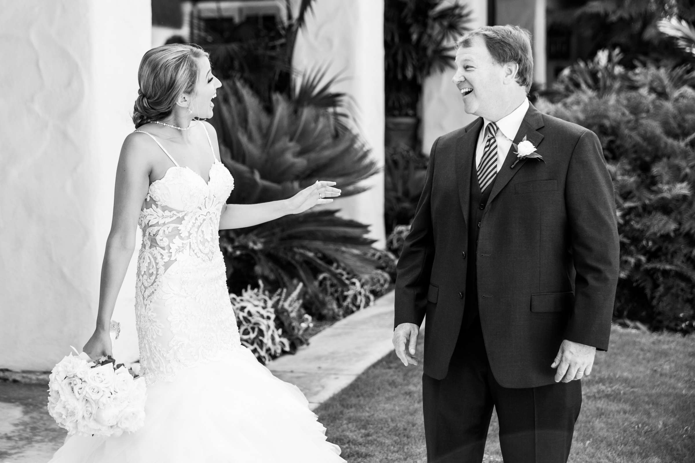 Fairbanks Ranch Country Club Wedding coordinated by Monarch Weddings, Gabriella and Kyle Wedding Photo #57 by True Photography