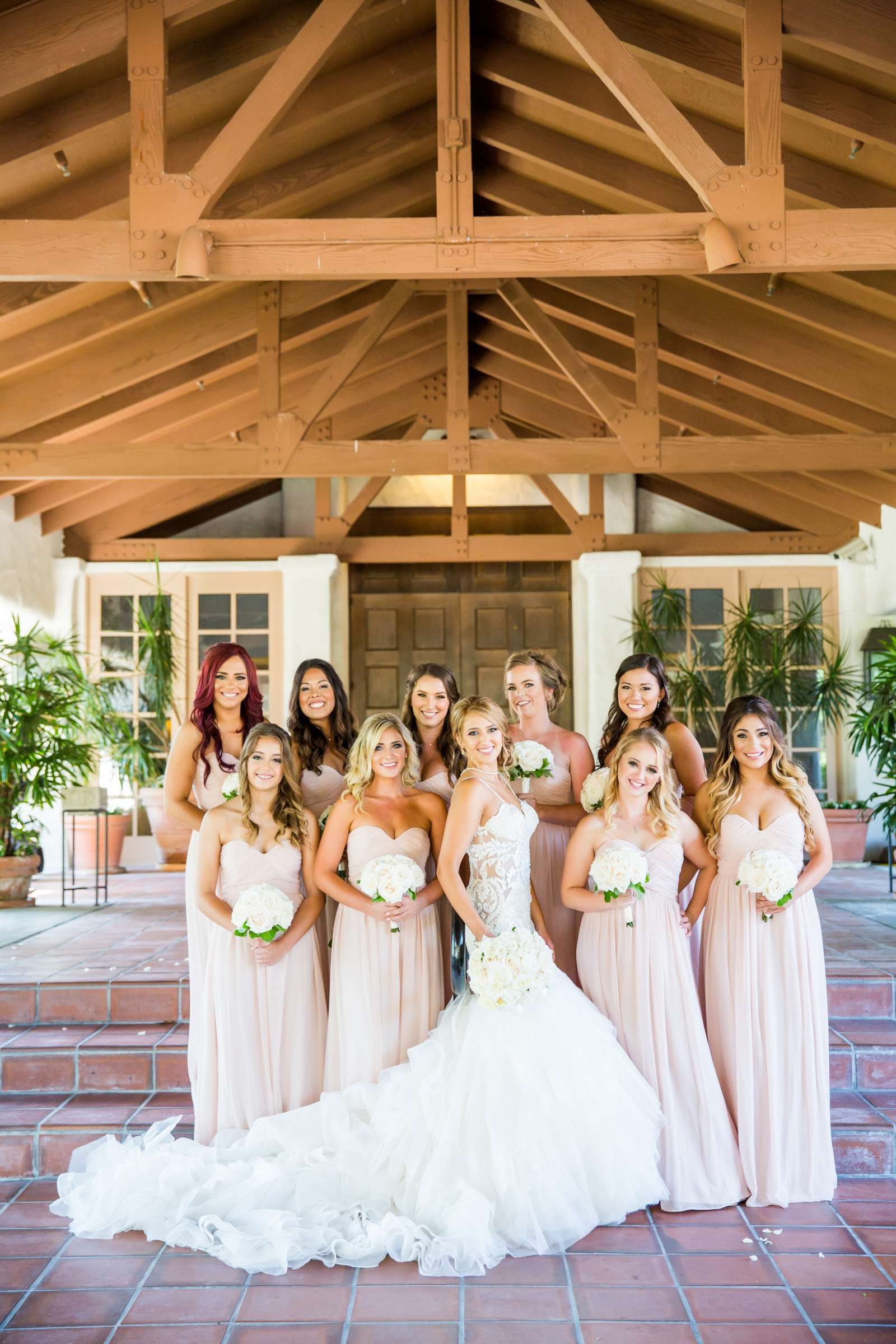 Fairbanks Ranch Country Club Wedding coordinated by Monarch Weddings, Gabriella and Kyle Wedding Photo #59 by True Photography