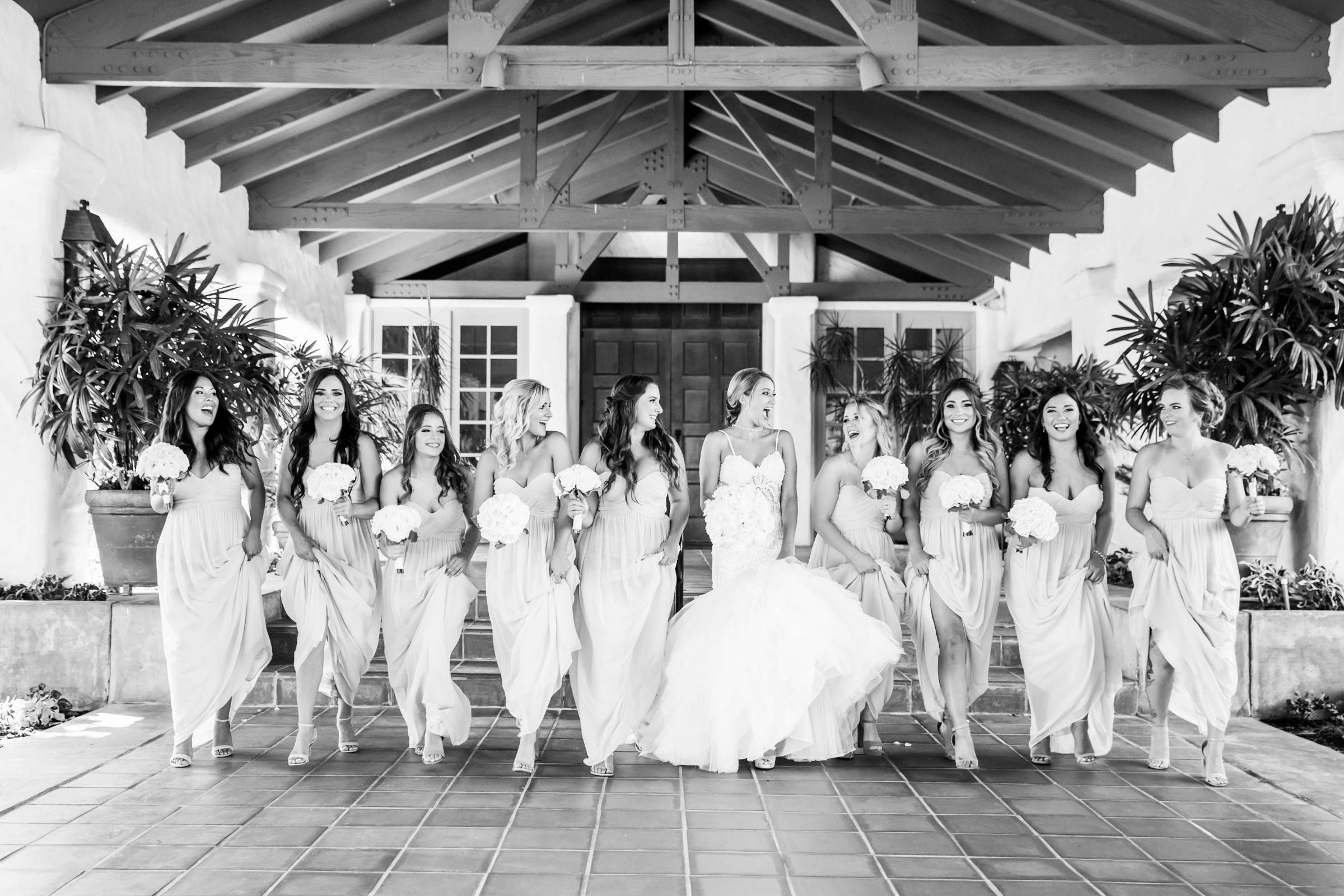 Fairbanks Ranch Country Club Wedding coordinated by Monarch Weddings, Gabriella and Kyle Wedding Photo #62 by True Photography