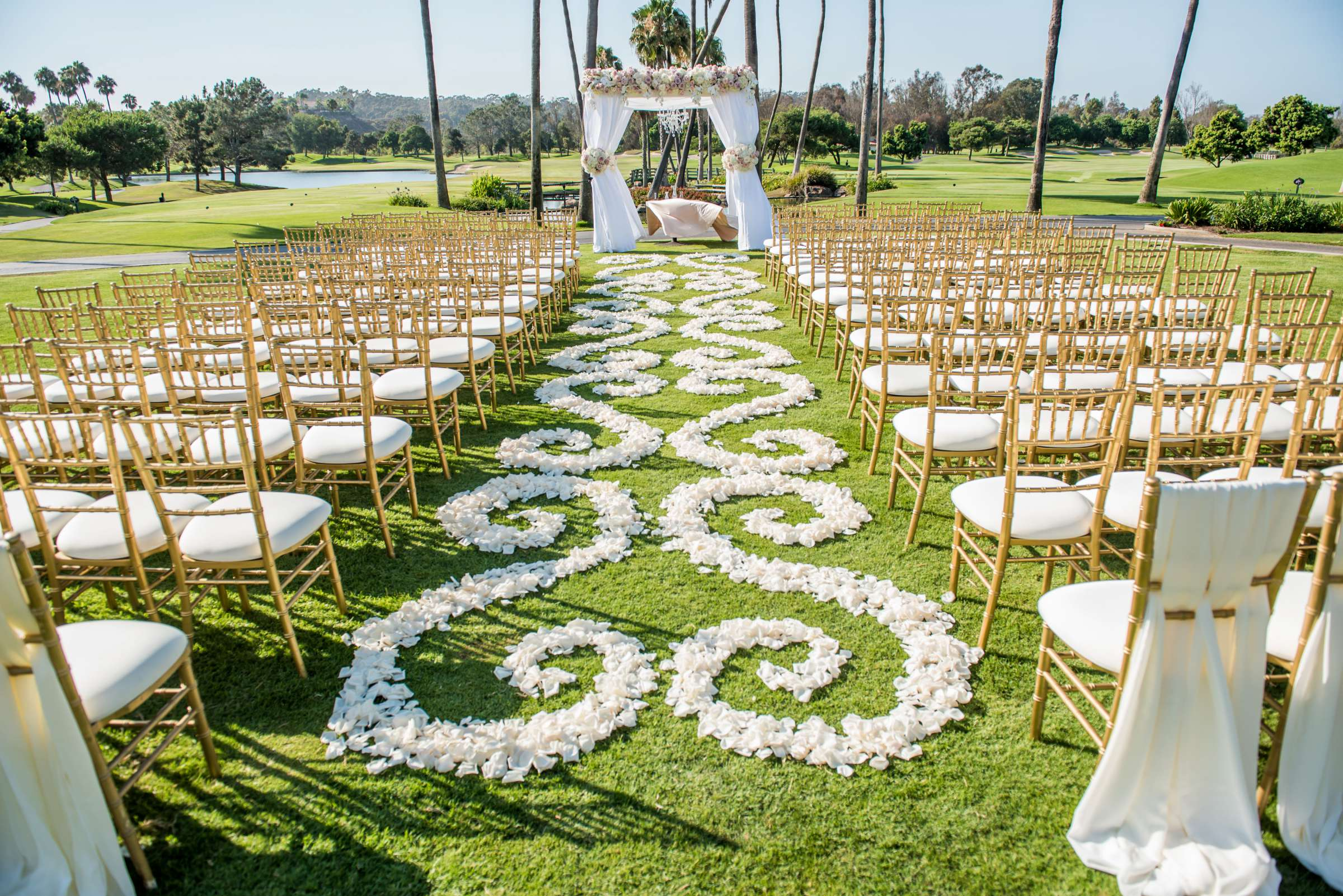 Photographers Favorite at Fairbanks Ranch Country Club Wedding coordinated by Monarch Weddings, Gabriella and Kyle Wedding Photo #76 by True Photography