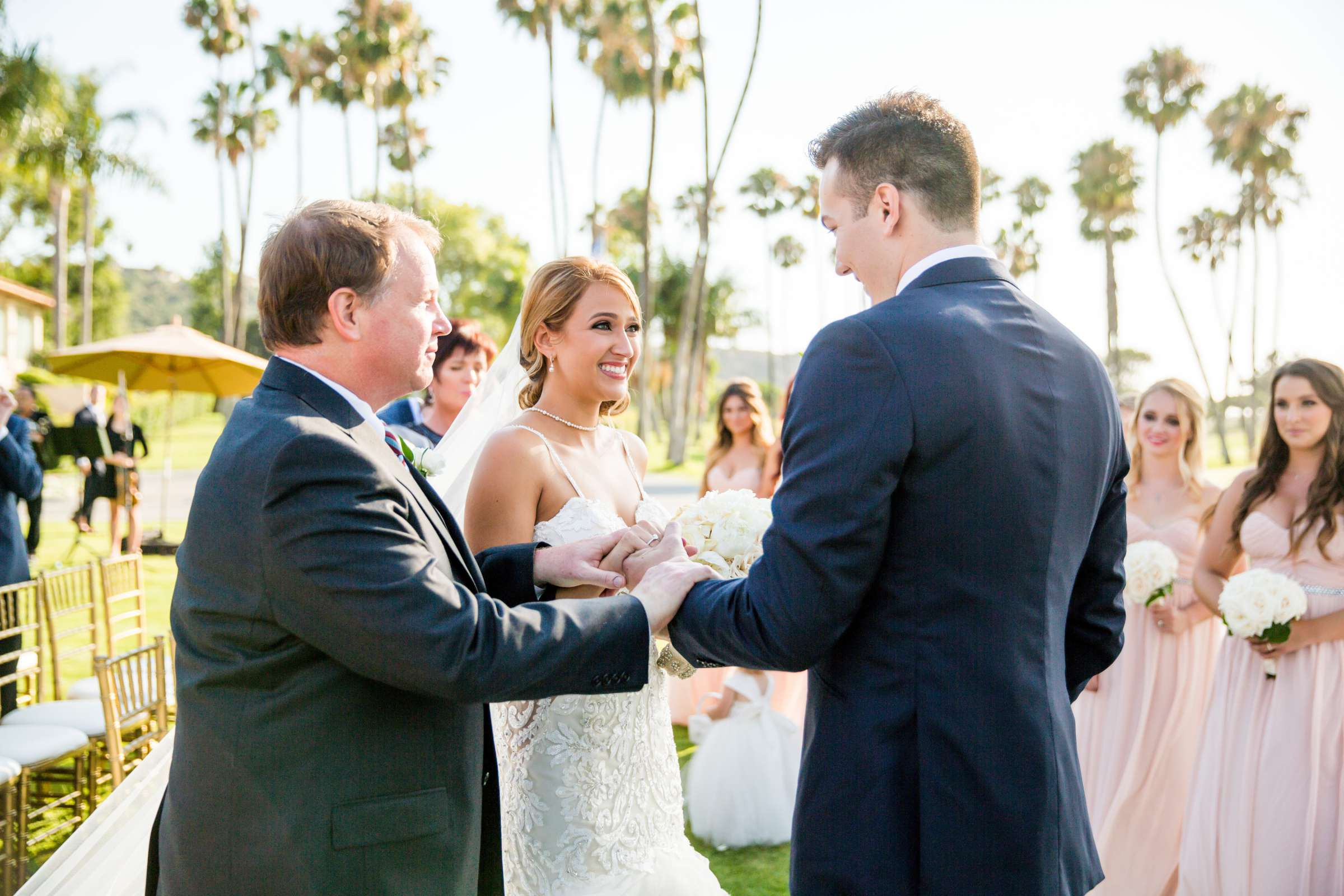 Fairbanks Ranch Country Club Wedding coordinated by Monarch Weddings, Gabriella and Kyle Wedding Photo #85 by True Photography