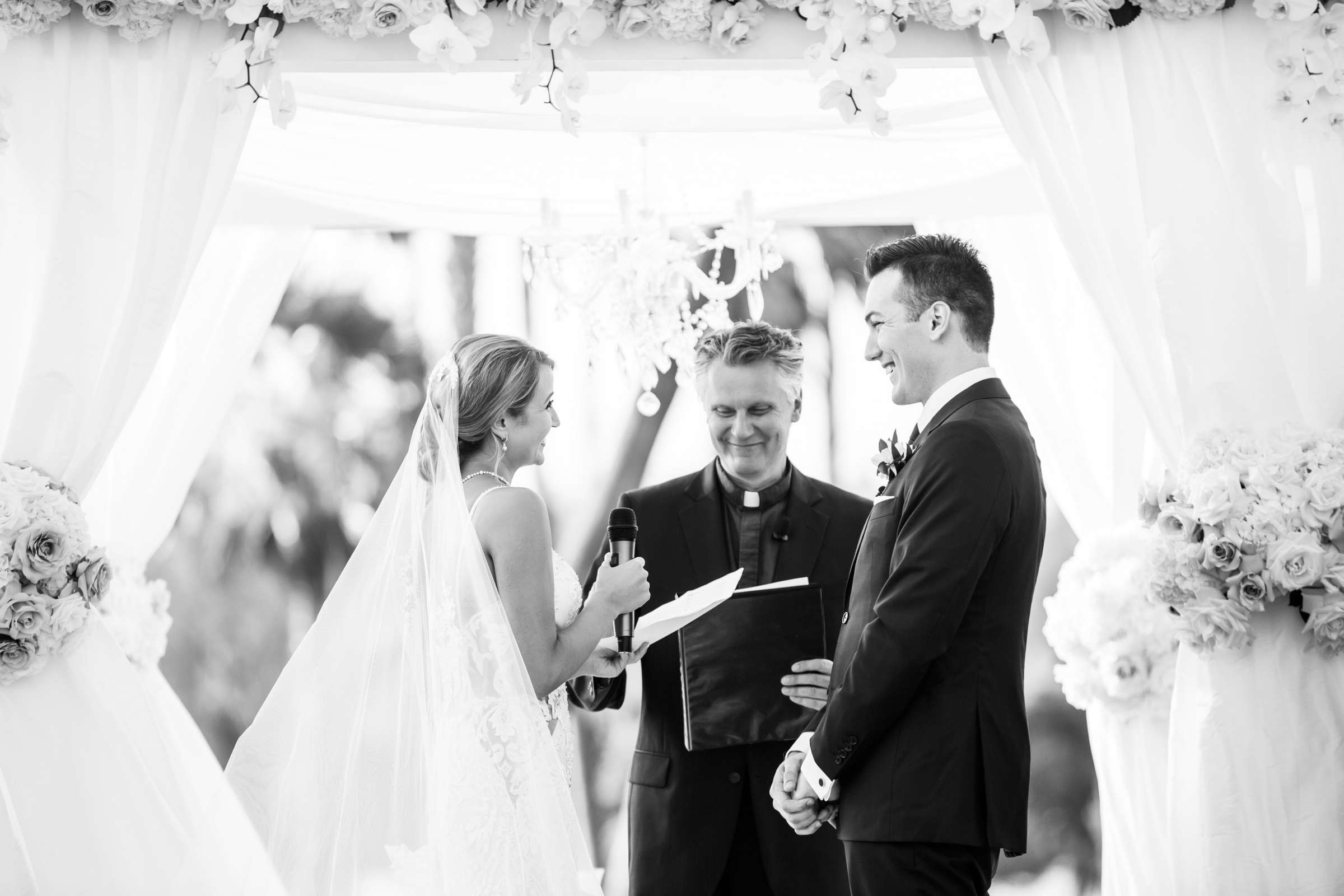 Fairbanks Ranch Country Club Wedding coordinated by Monarch Weddings, Gabriella and Kyle Wedding Photo #89 by True Photography
