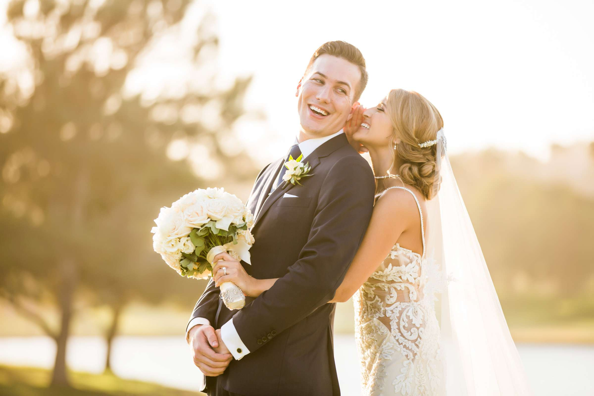 Fairbanks Ranch Country Club Wedding coordinated by Monarch Weddings, Gabriella and Kyle Wedding Photo #106 by True Photography