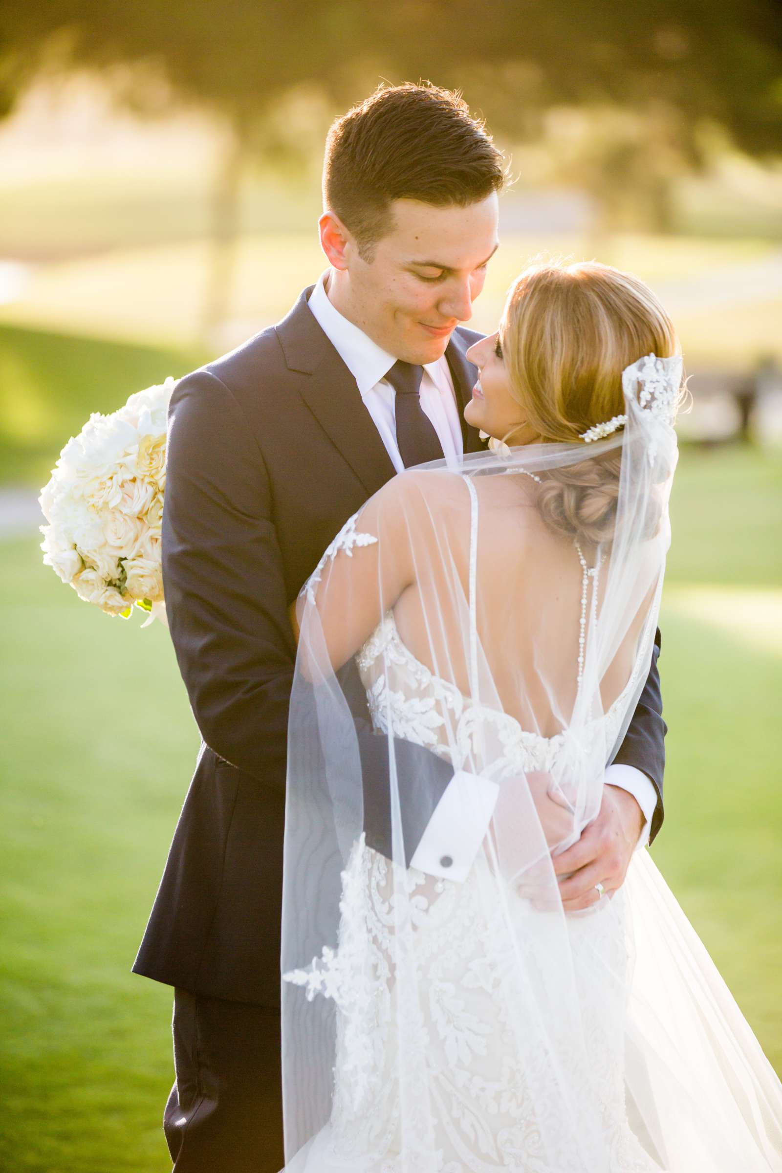 Fairbanks Ranch Country Club Wedding coordinated by Monarch Weddings, Gabriella and Kyle Wedding Photo #110 by True Photography