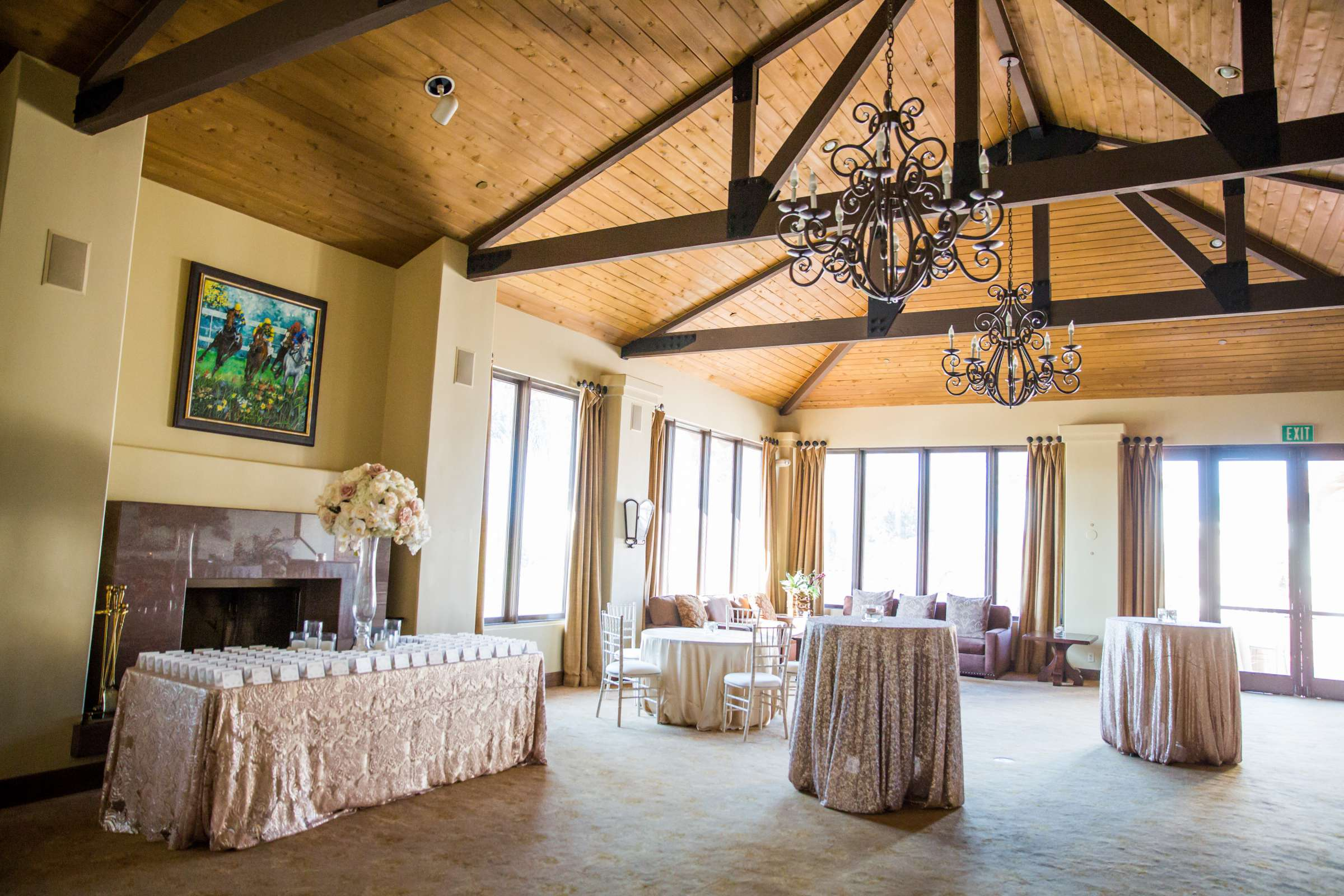 Fairbanks Ranch Country Club Wedding coordinated by Monarch Weddings, Gabriella and Kyle Wedding Photo #119 by True Photography