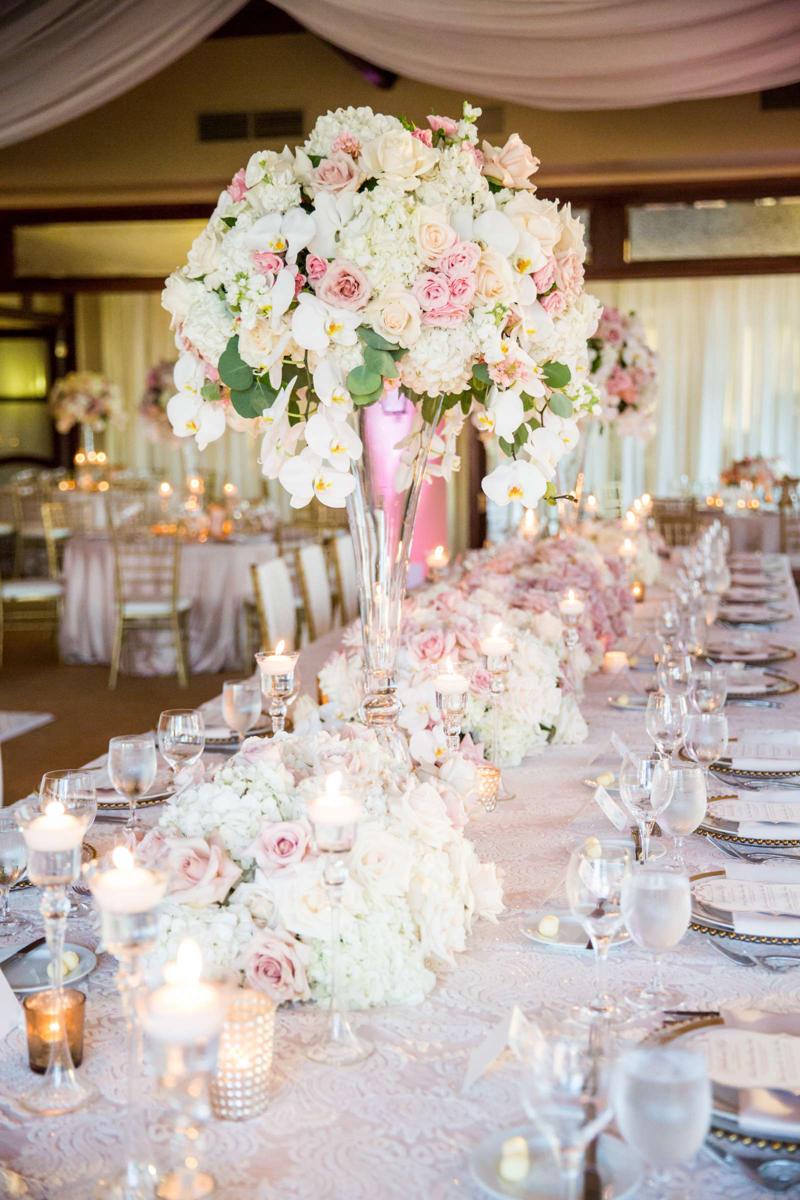 Fairbanks Ranch Country Club Wedding coordinated by Monarch Weddings, Gabriella and Kyle Wedding Photo #125 by True Photography