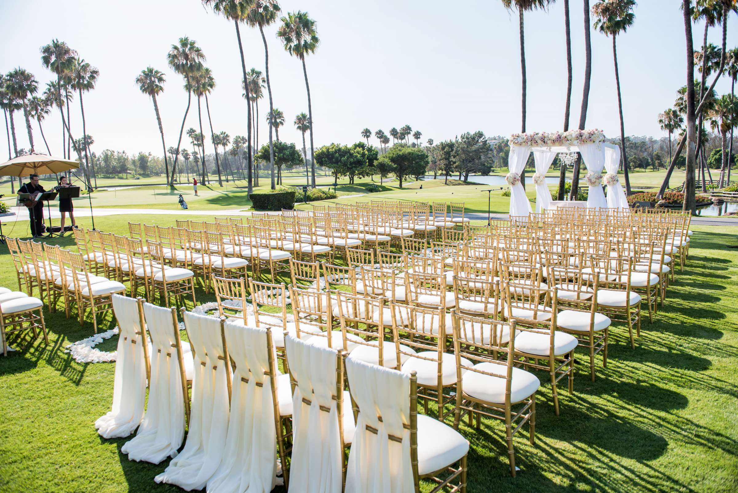 Fairbanks Ranch Country Club Wedding coordinated by Monarch Weddings, Gabriella and Kyle Wedding Photo #177 by True Photography