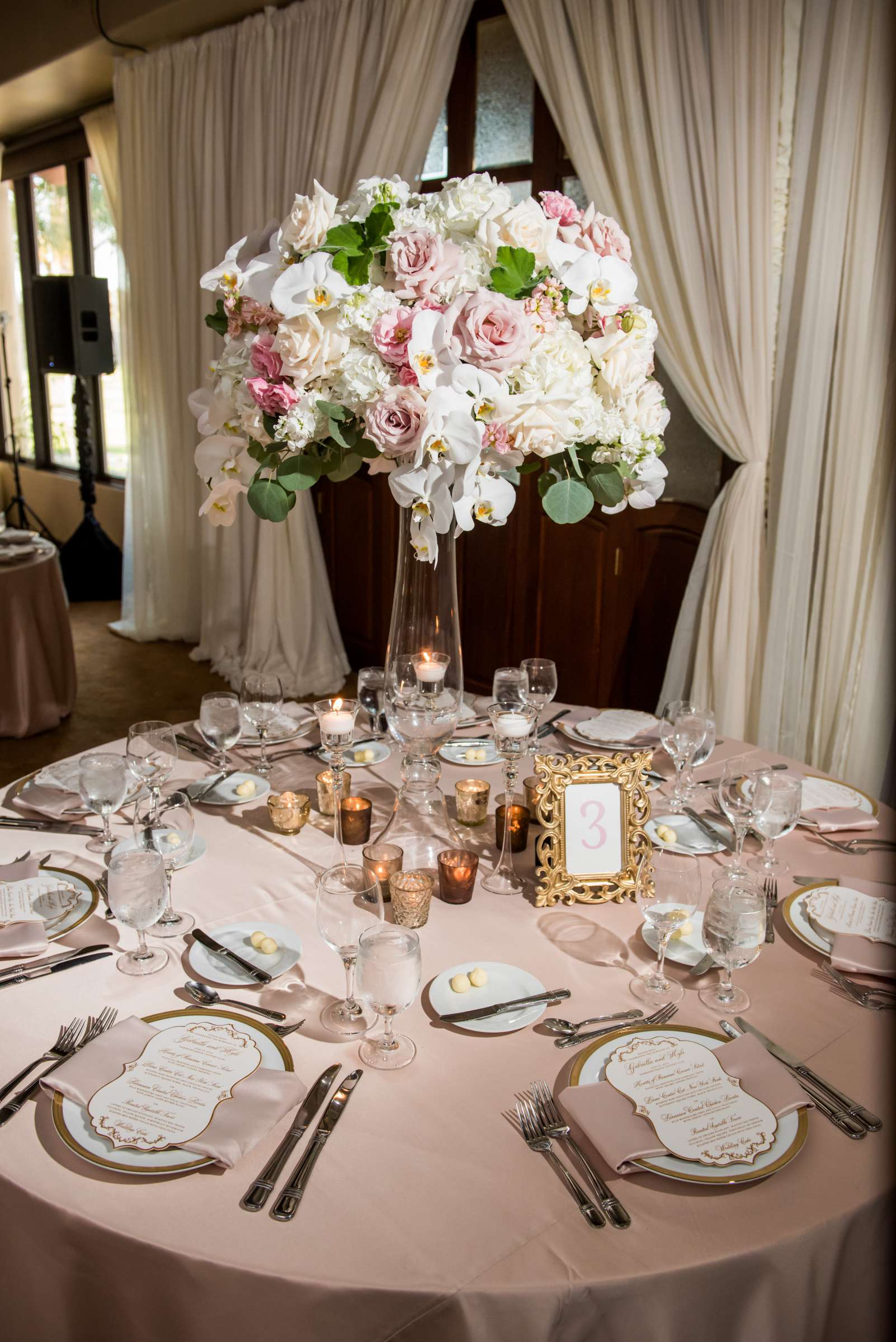 Fairbanks Ranch Country Club Wedding coordinated by Monarch Weddings, Gabriella and Kyle Wedding Photo #193 by True Photography
