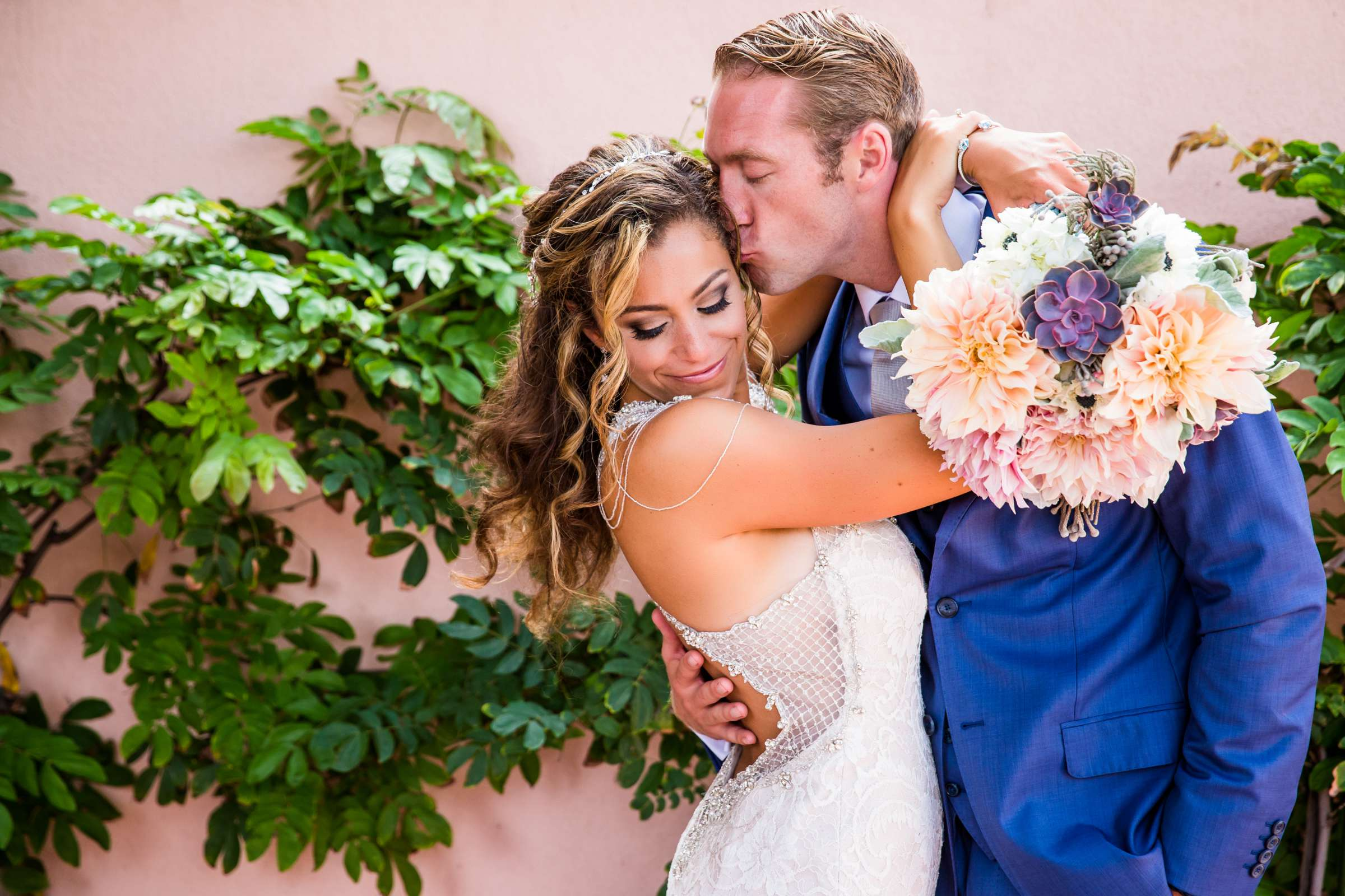 La Valencia Wedding coordinated by SD Weddings by Gina, Nicole and Ryan Wedding Photo #244571 by True Photography