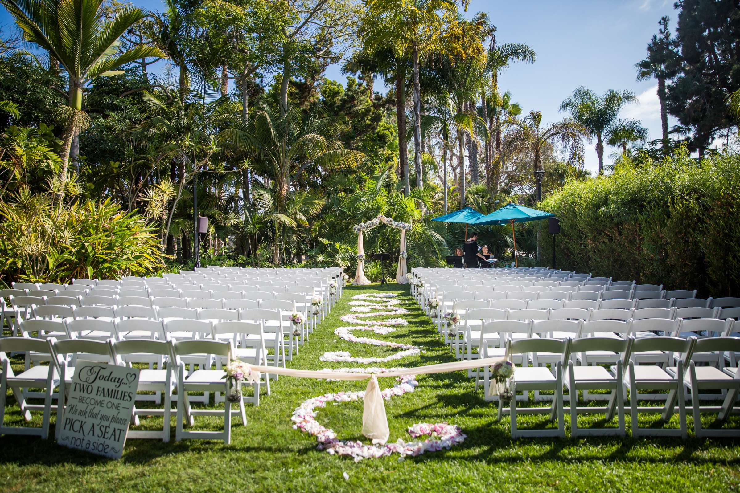 Paradise Point Wedding, Kimberly and Michael Wedding Photo #27 by True Photography