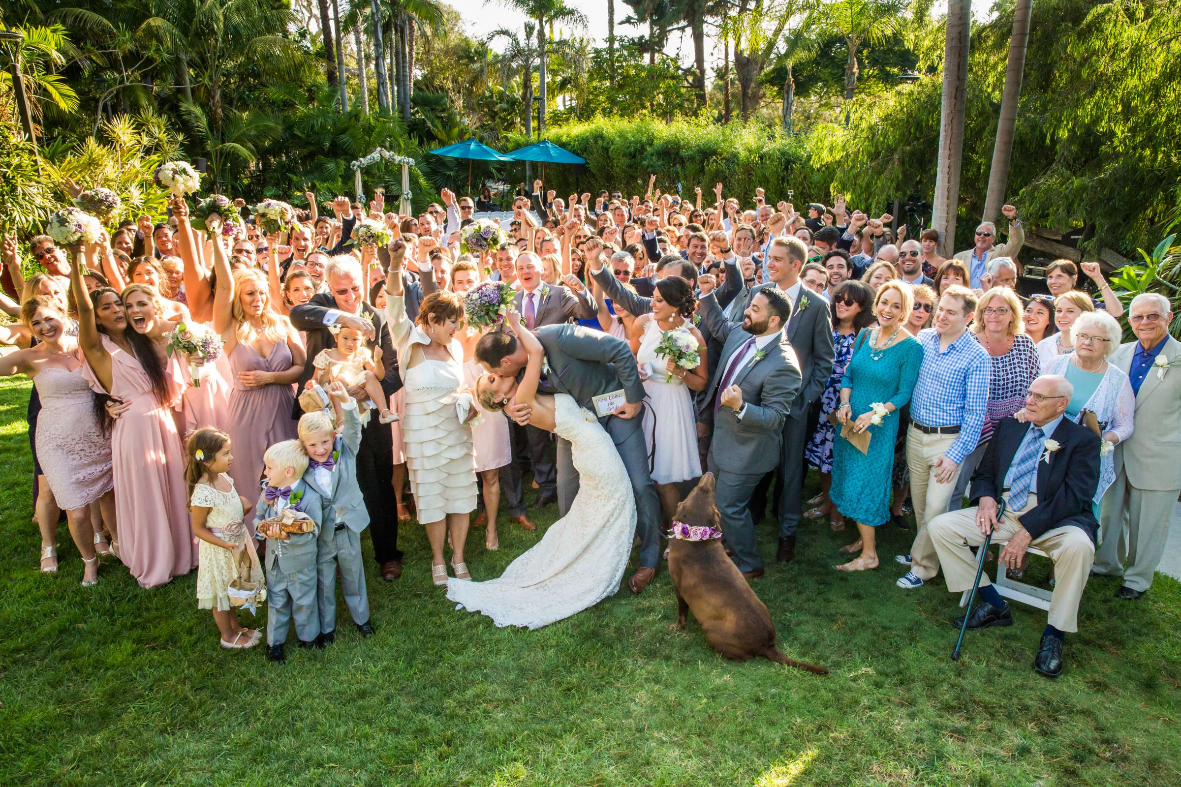 Paradise Point Wedding, Kimberly and Michael Wedding Photo #53 by True Photography
