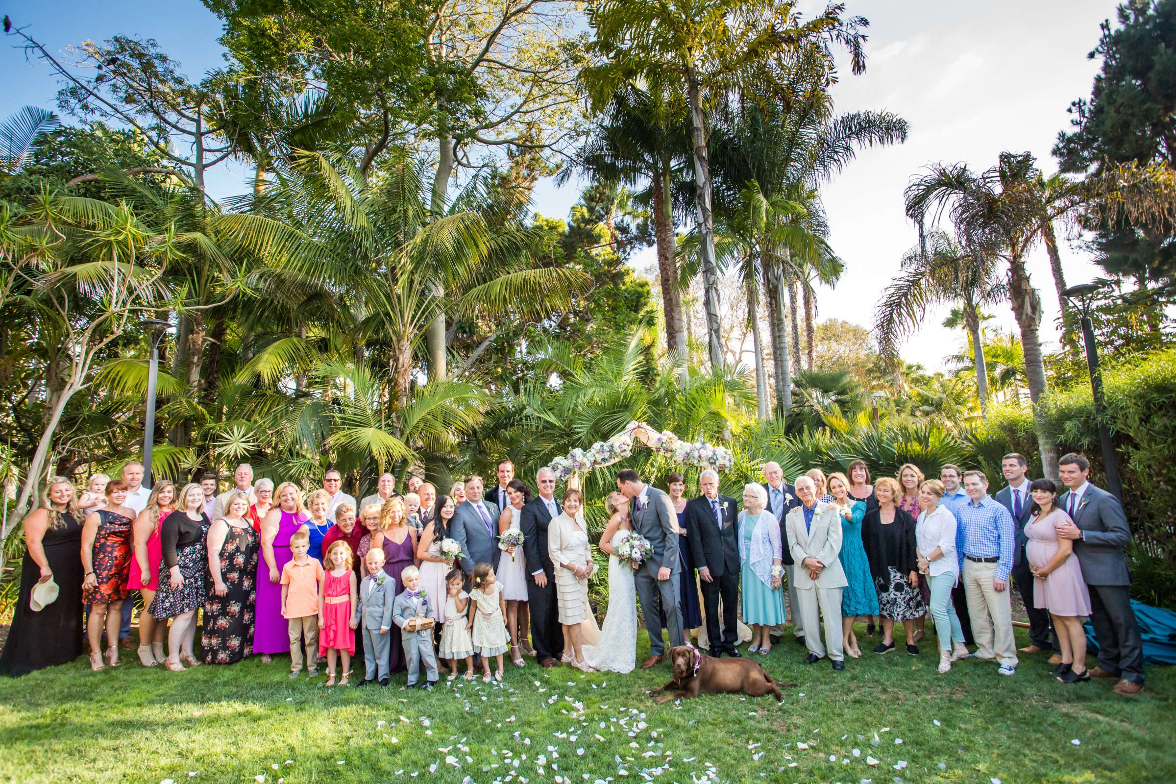Paradise Point Wedding, Kimberly and Michael Wedding Photo #54 by True Photography