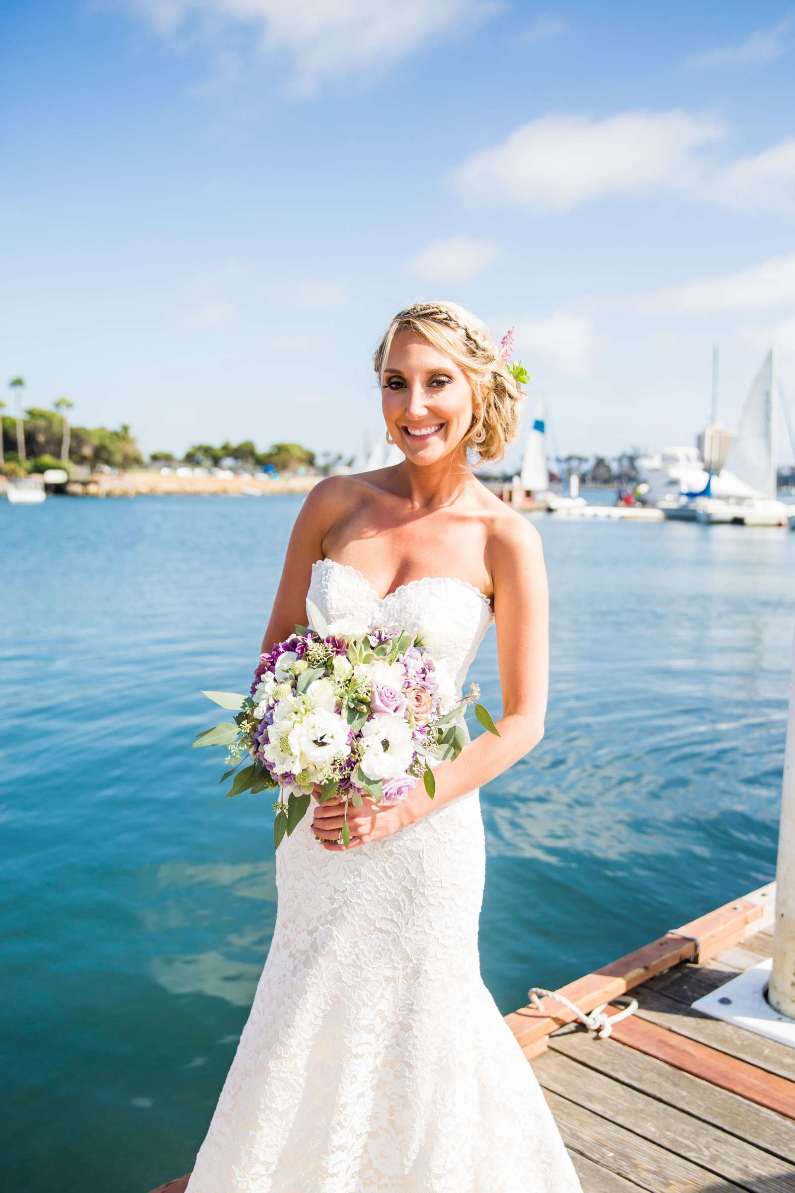 Paradise Point Wedding, Kimberly and Michael Wedding Photo #57 by True Photography