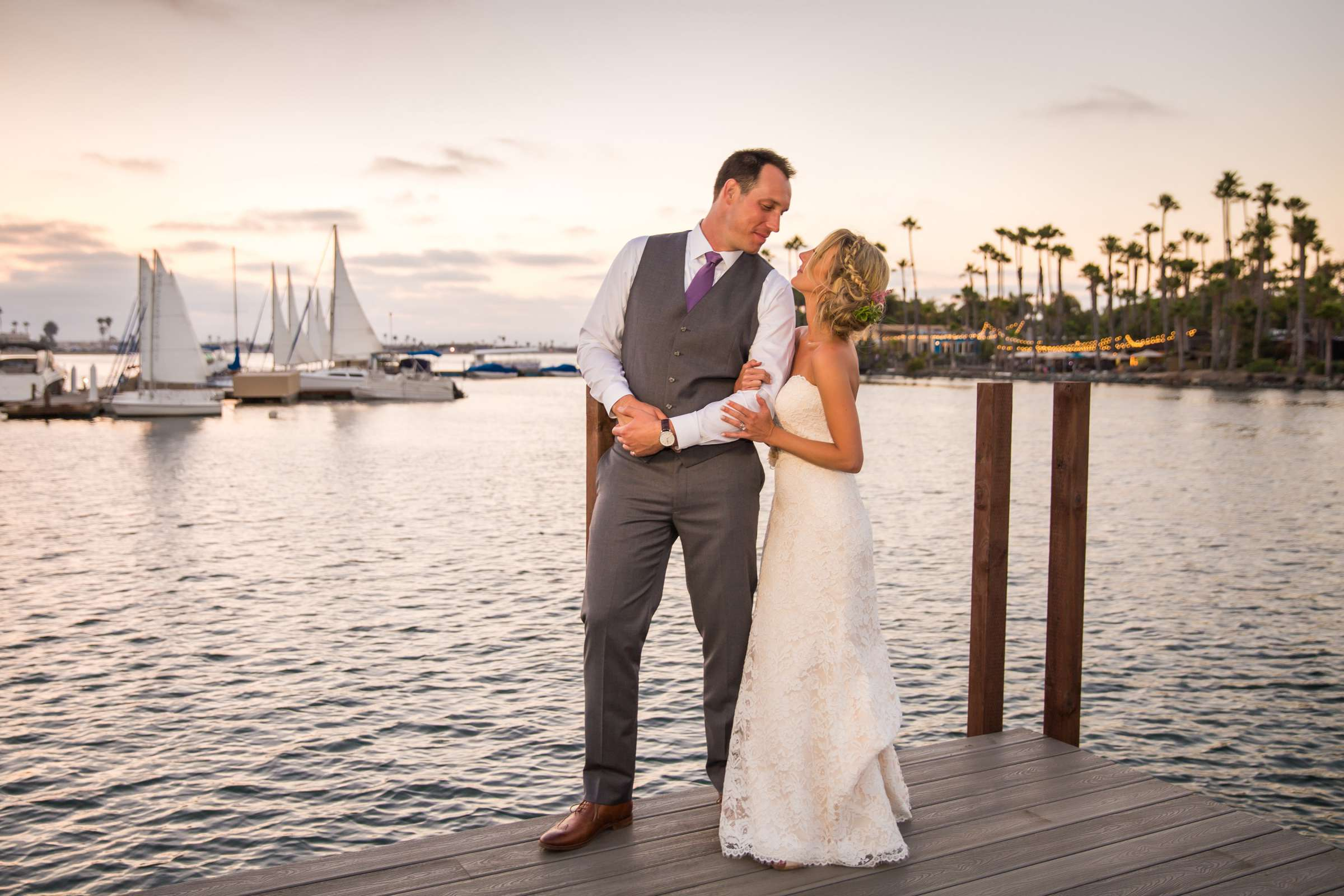 Paradise Point Wedding, Kimberly and Michael Wedding Photo #121 by True Photography