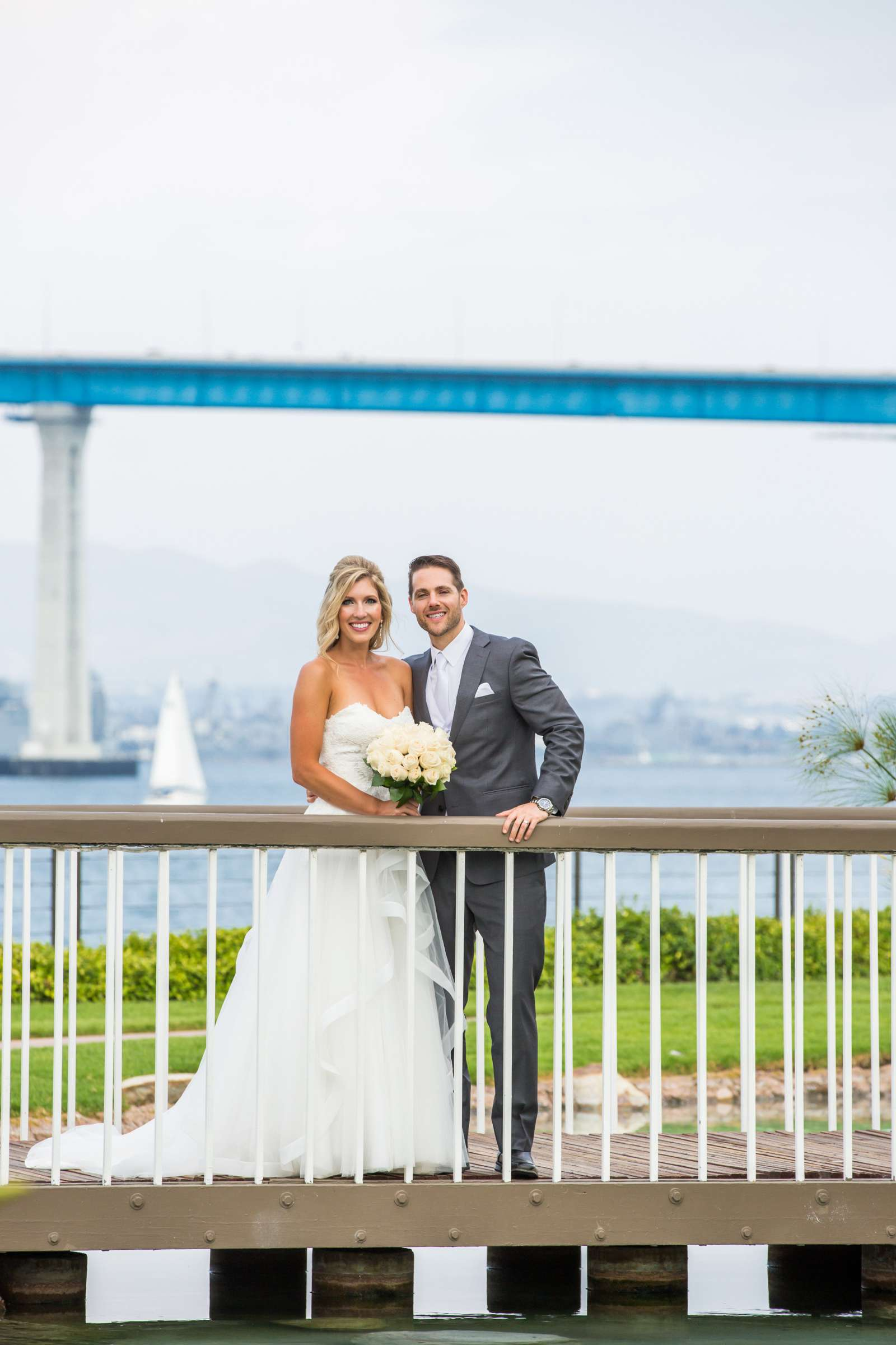Coronado Island Marriott Resort & Spa Wedding coordinated by Lindsay Nicole Weddings & Events, Christine and Preston Wedding Photo #245842 by True Photography