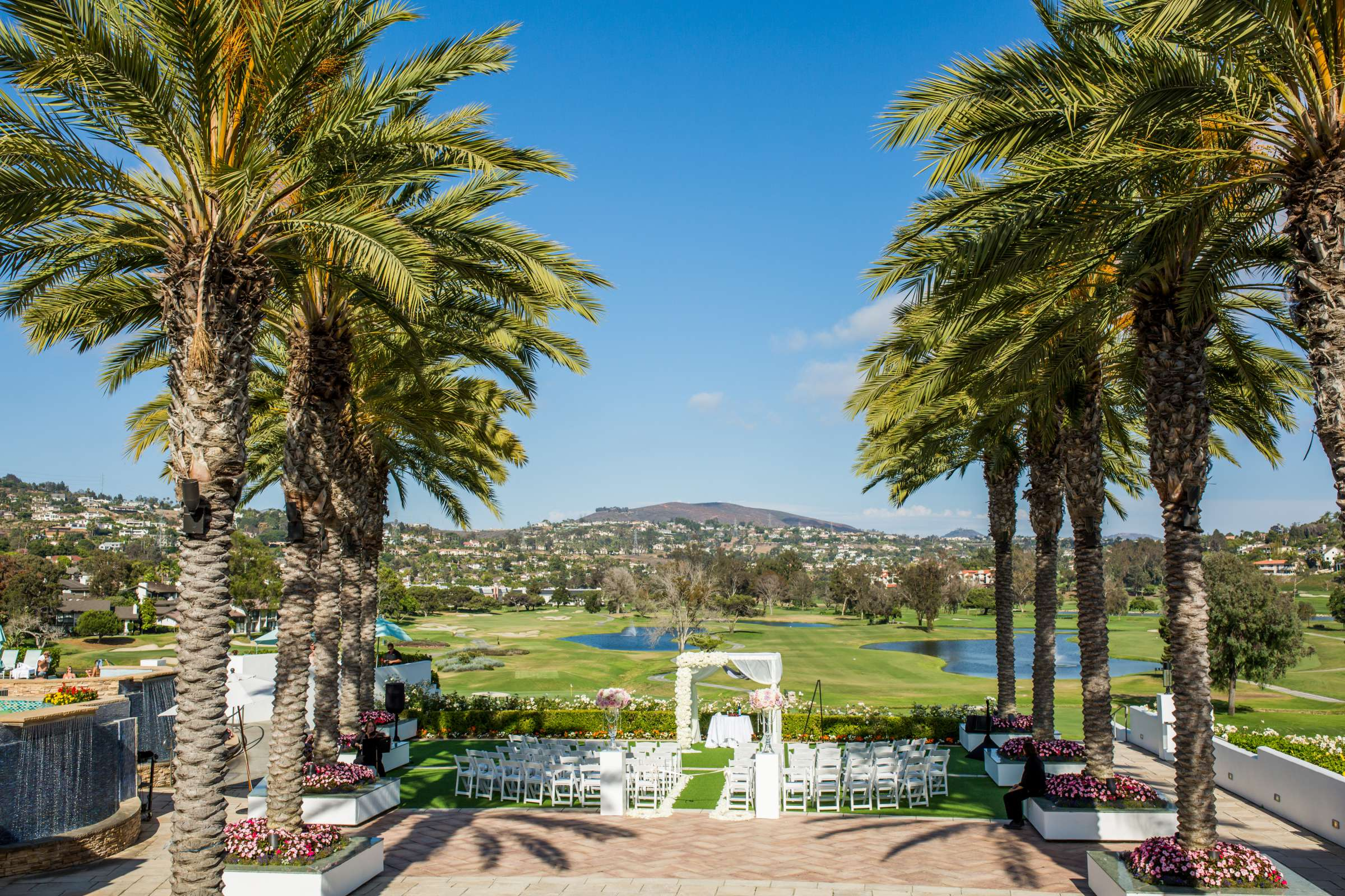 Omni La Costa Resort & Spa Wedding coordinated by Bliss Events, Brittany and Matthew Wedding Photo #247185 by True Photography