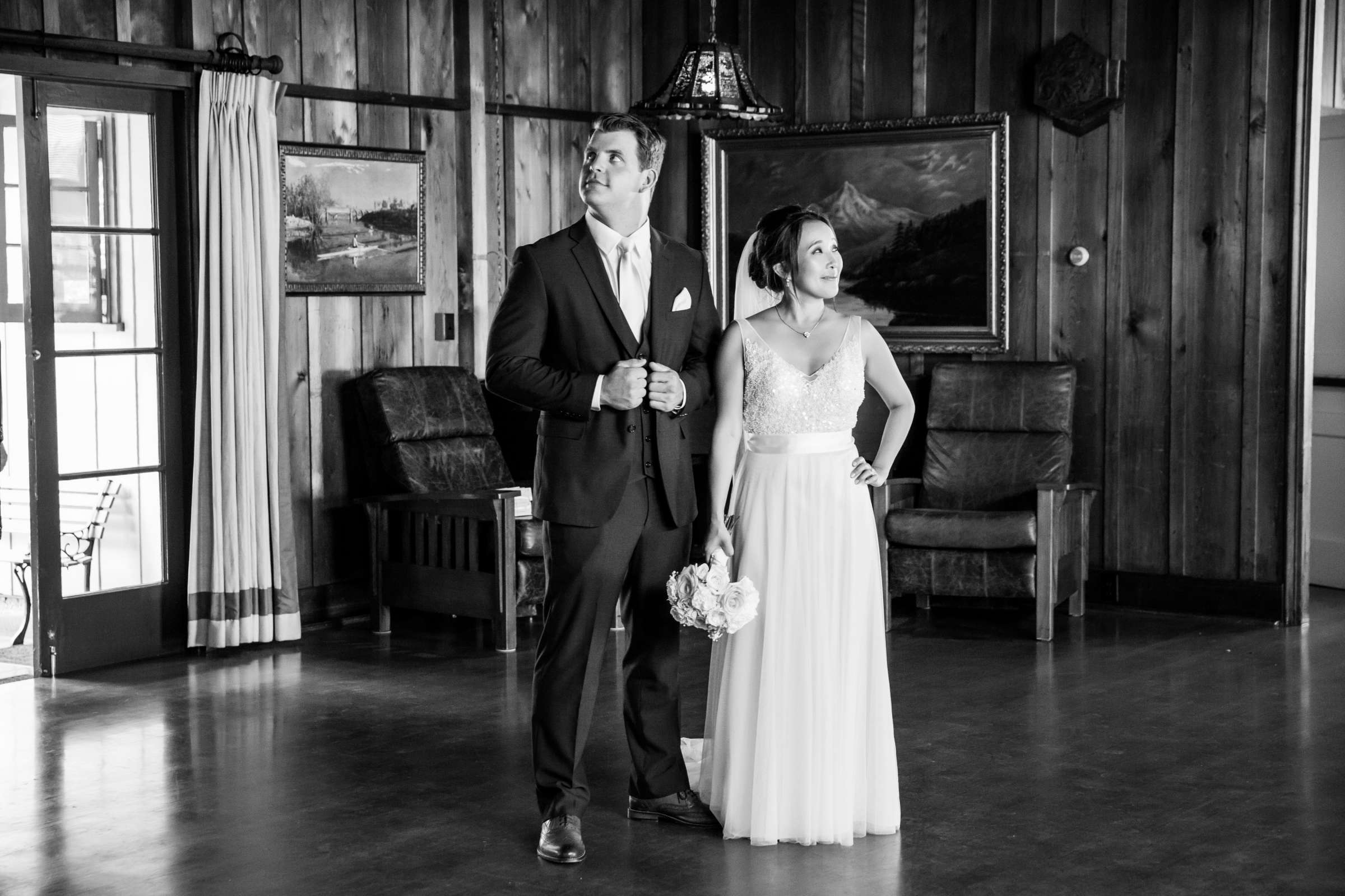 ZLAC Rowing Club Wedding coordinated by Weddings by Thomas Lewis, Melissa and Kyle Wedding Photo #1 by True Photography
