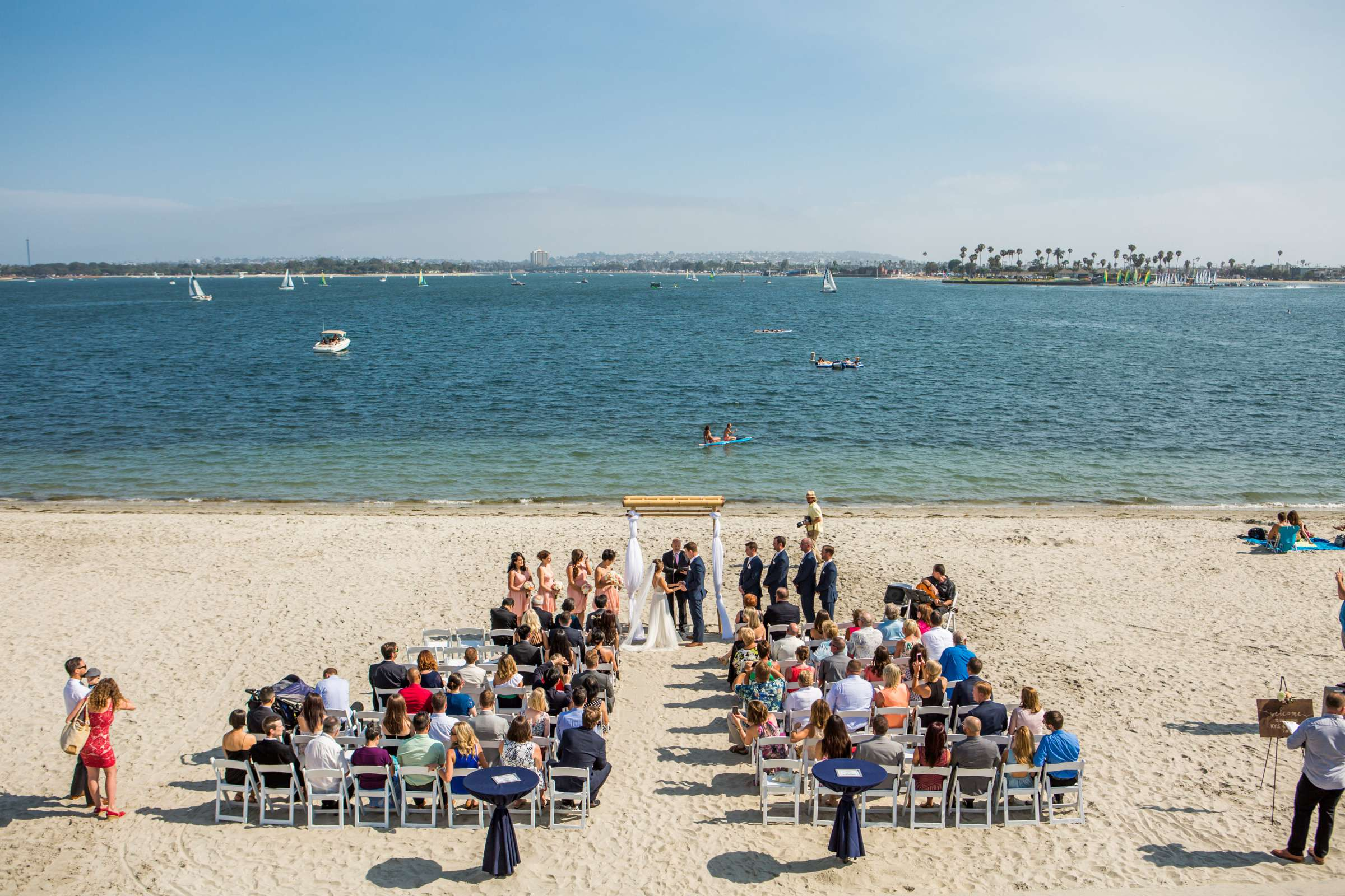 ZLAC Rowing Club Wedding coordinated by Weddings by Thomas Lewis, Melissa and Kyle Wedding Photo #9 by True Photography