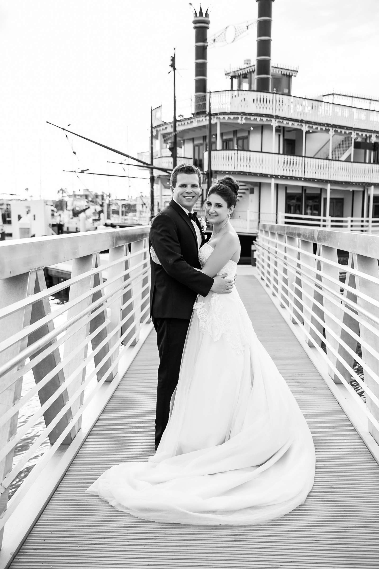 Bahia Hotel Wedding coordinated by I Do Weddings, Meredith and Jack Wedding Photo #4 by True Photography