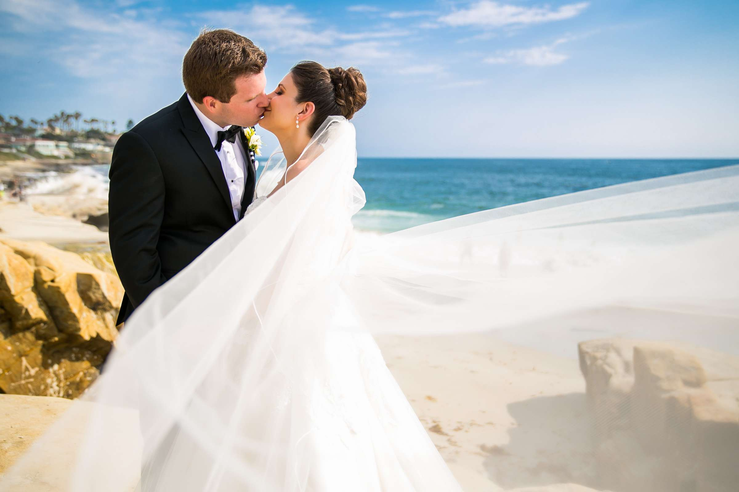 Bahia Hotel Wedding coordinated by I Do Weddings, Meredith and Jack Wedding Photo #10 by True Photography