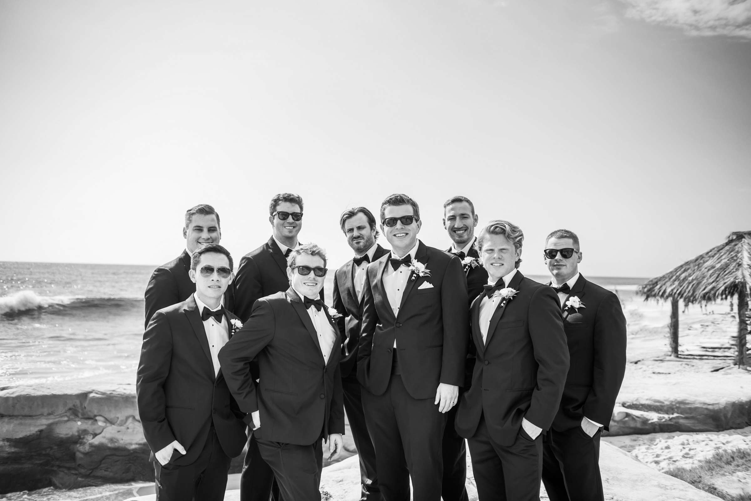 Bahia Hotel Wedding coordinated by I Do Weddings, Meredith and Jack Wedding Photo #57 by True Photography