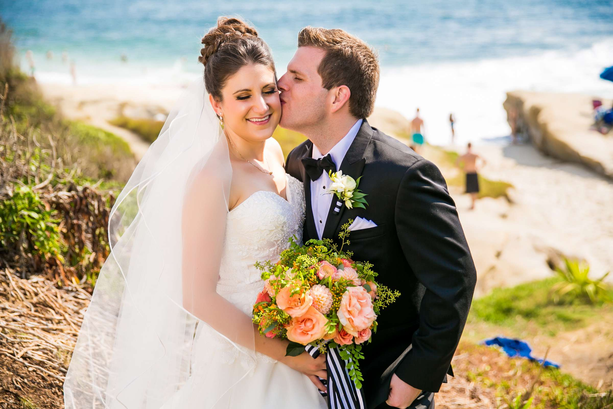 Bahia Hotel Wedding coordinated by I Do Weddings, Meredith and Jack Wedding Photo #59 by True Photography