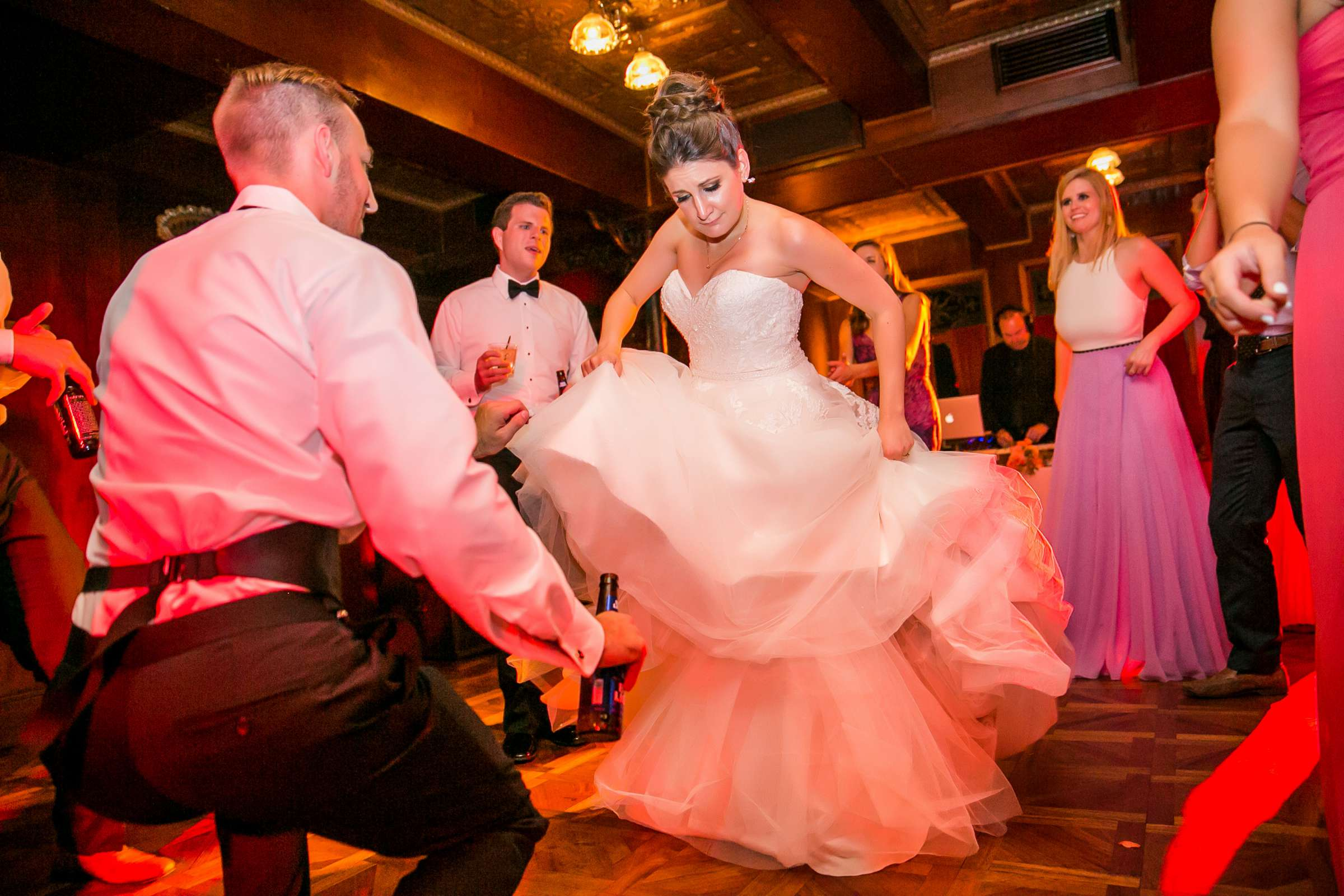 Dancing at Bahia Hotel Wedding coordinated by I Do Weddings, Meredith and Jack Wedding Photo #91 by True Photography