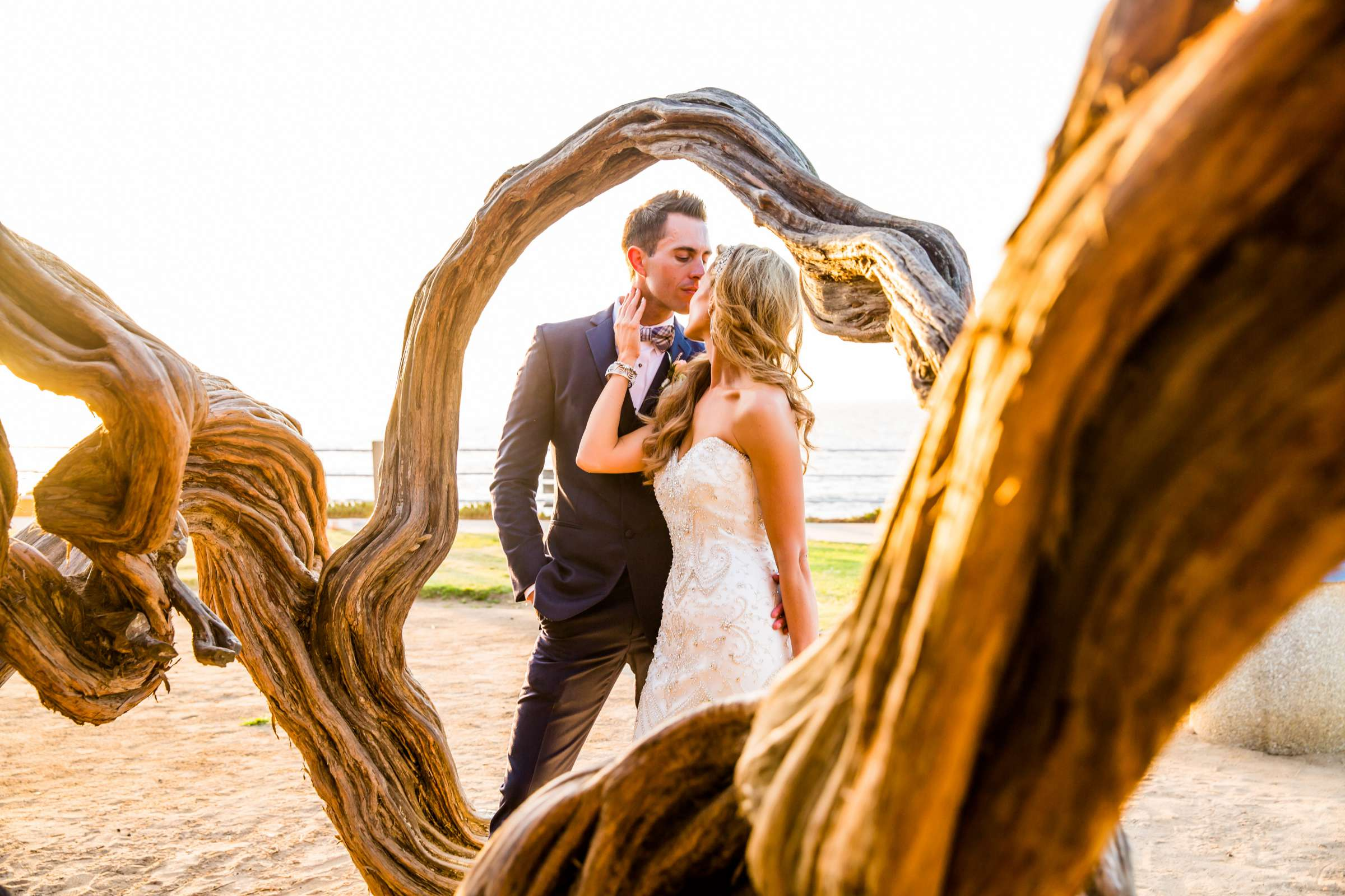 La Valencia Wedding coordinated by SD Weddings by Gina, Cindi and Luke Wedding Photo #2 by True Photography