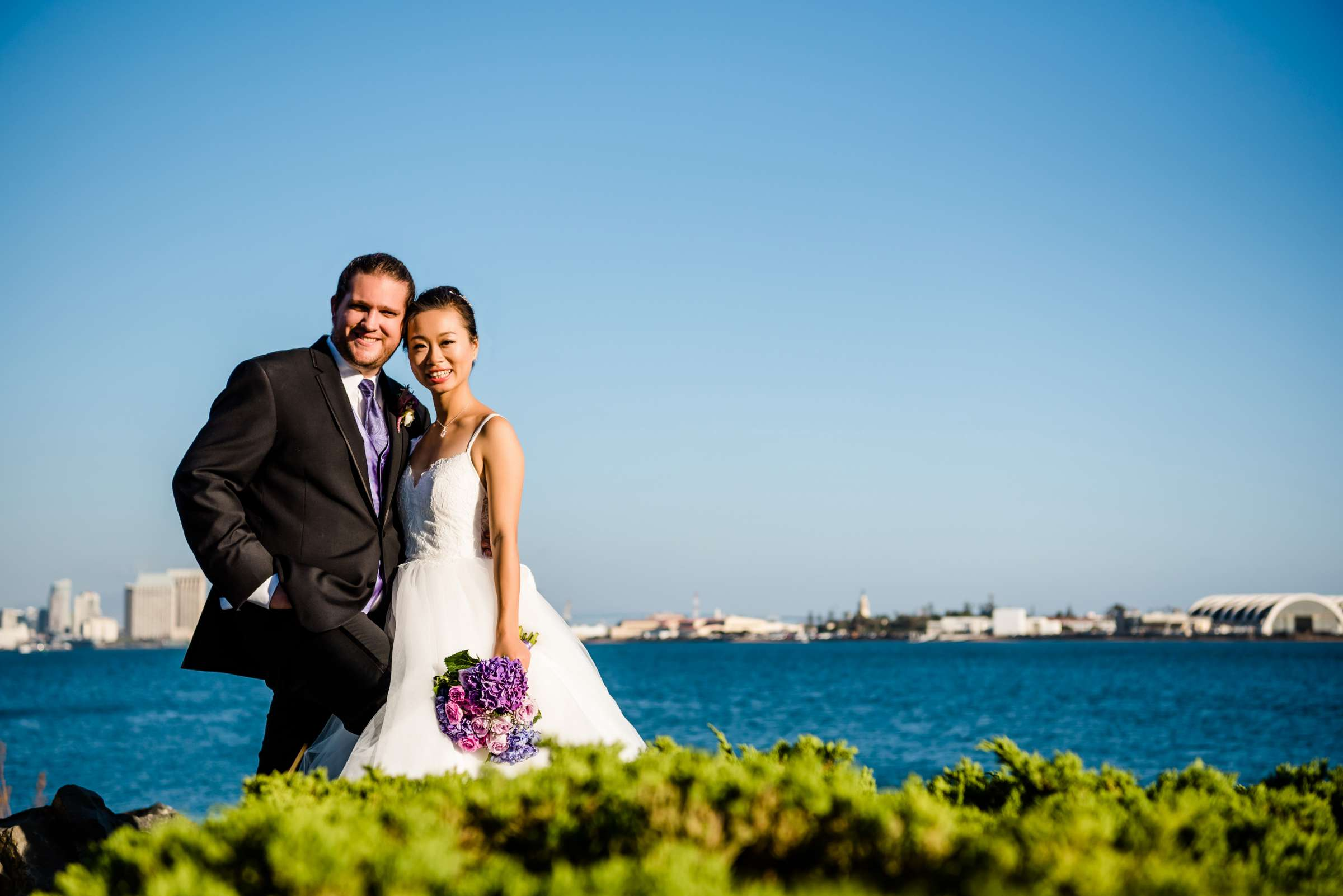 Tom Hams Lighthouse Wedding, Mei and Brendan Wedding Photo #275538 by True Photography