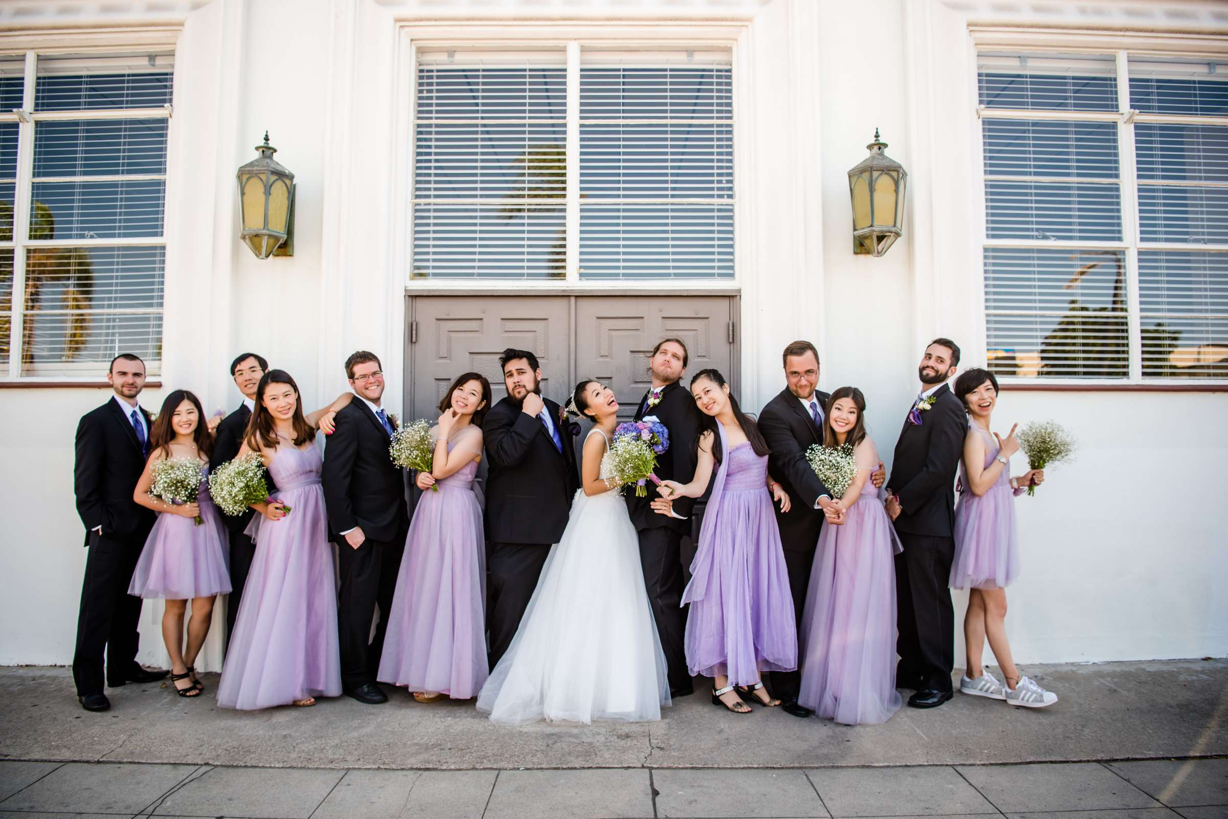 Tom Hams Lighthouse Wedding, Mei and Brendan Wedding Photo #275564 by True Photography
