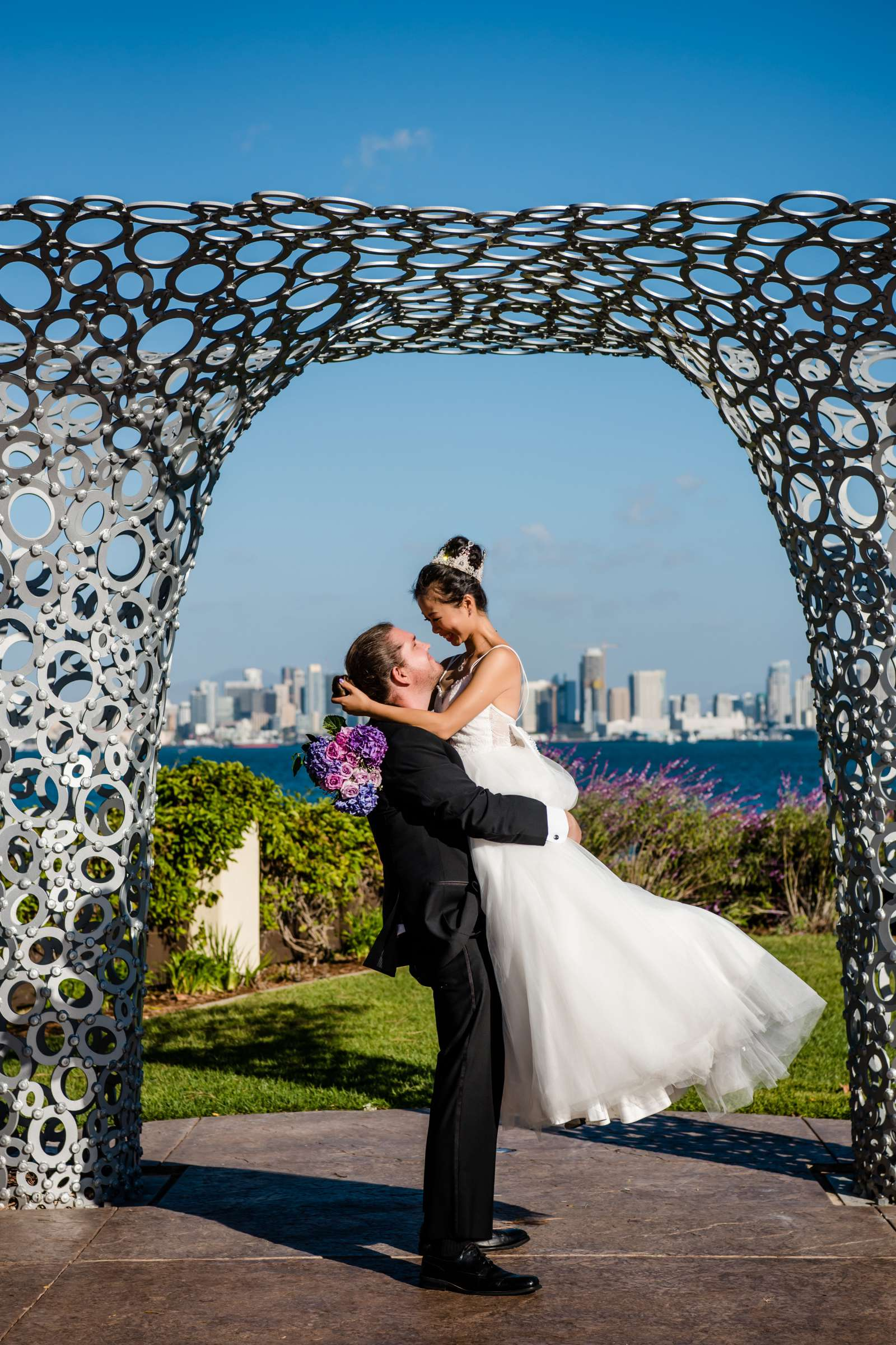 Tom Hams Lighthouse Wedding, Mei and Brendan Wedding Photo #275573 by True Photography