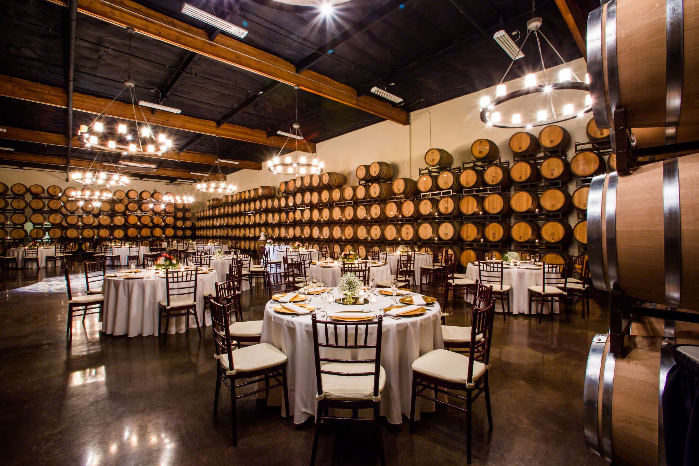Callaway Vineyards & Winery Wedding, Ryann and Manuel Wedding Photo #278604 by True Photography
