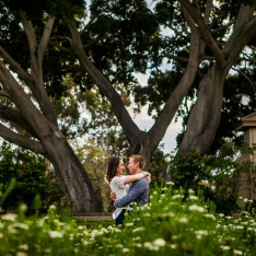 Jacqueline and Justin Engagement