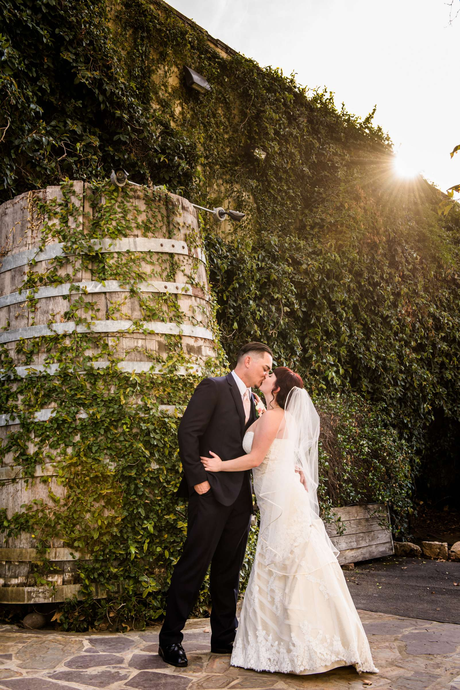 Orfila Vineyards Wedding, Tulasi and Richard Wedding Photo #1 by True Photography