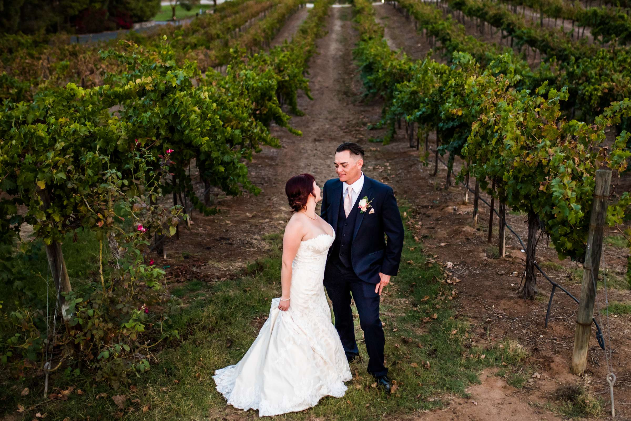 Orfila Vineyards Wedding, Tulasi and Richard Wedding Photo #3 by True Photography