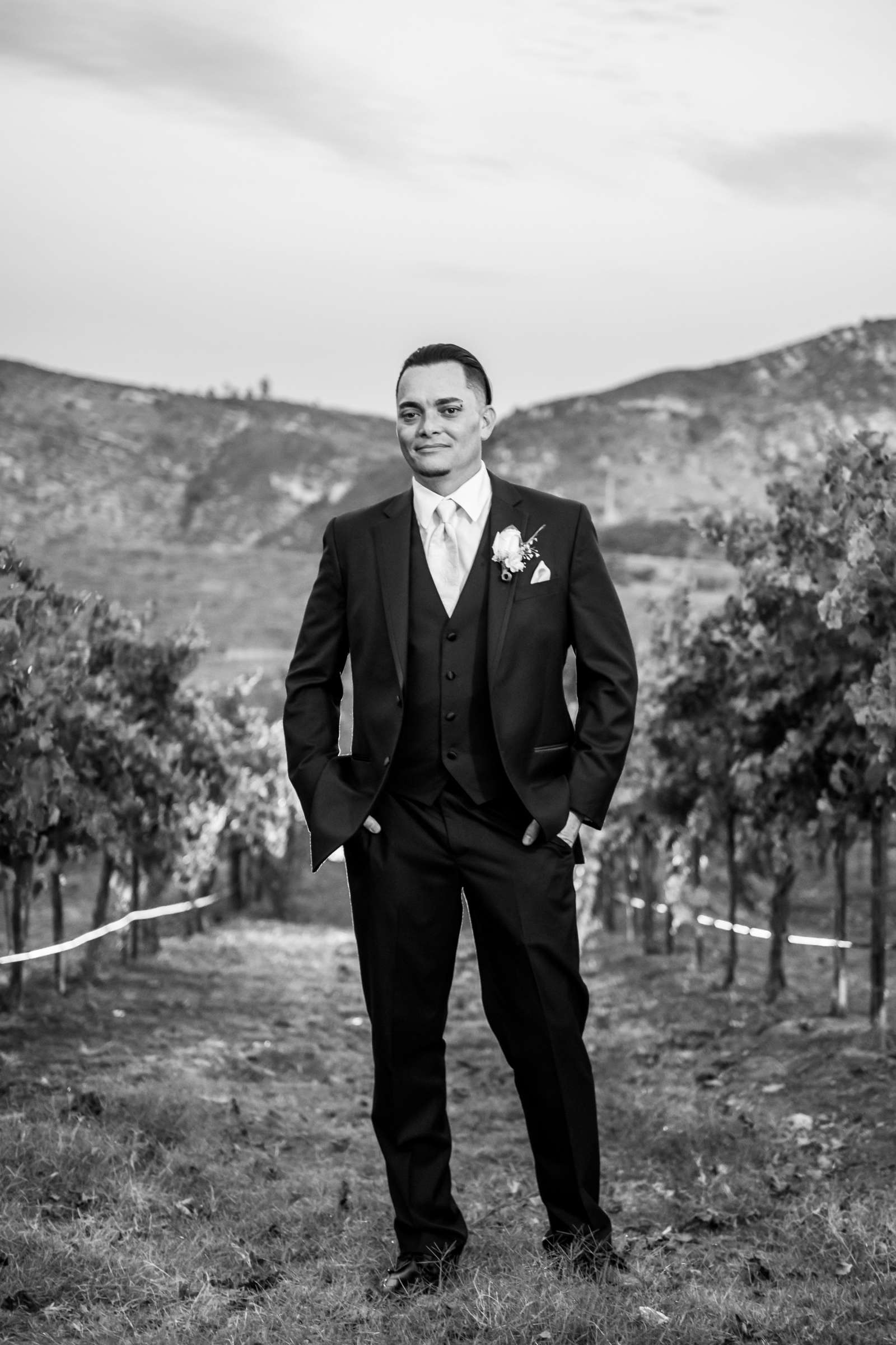 Orfila Vineyards Wedding, Tulasi and Richard Wedding Photo #6 by True Photography