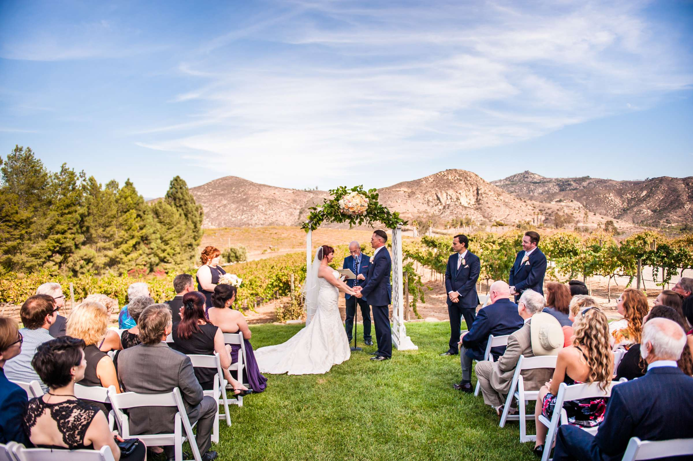 Orfila Vineyards Wedding, Tulasi and Richard Wedding Photo #21 by True Photography