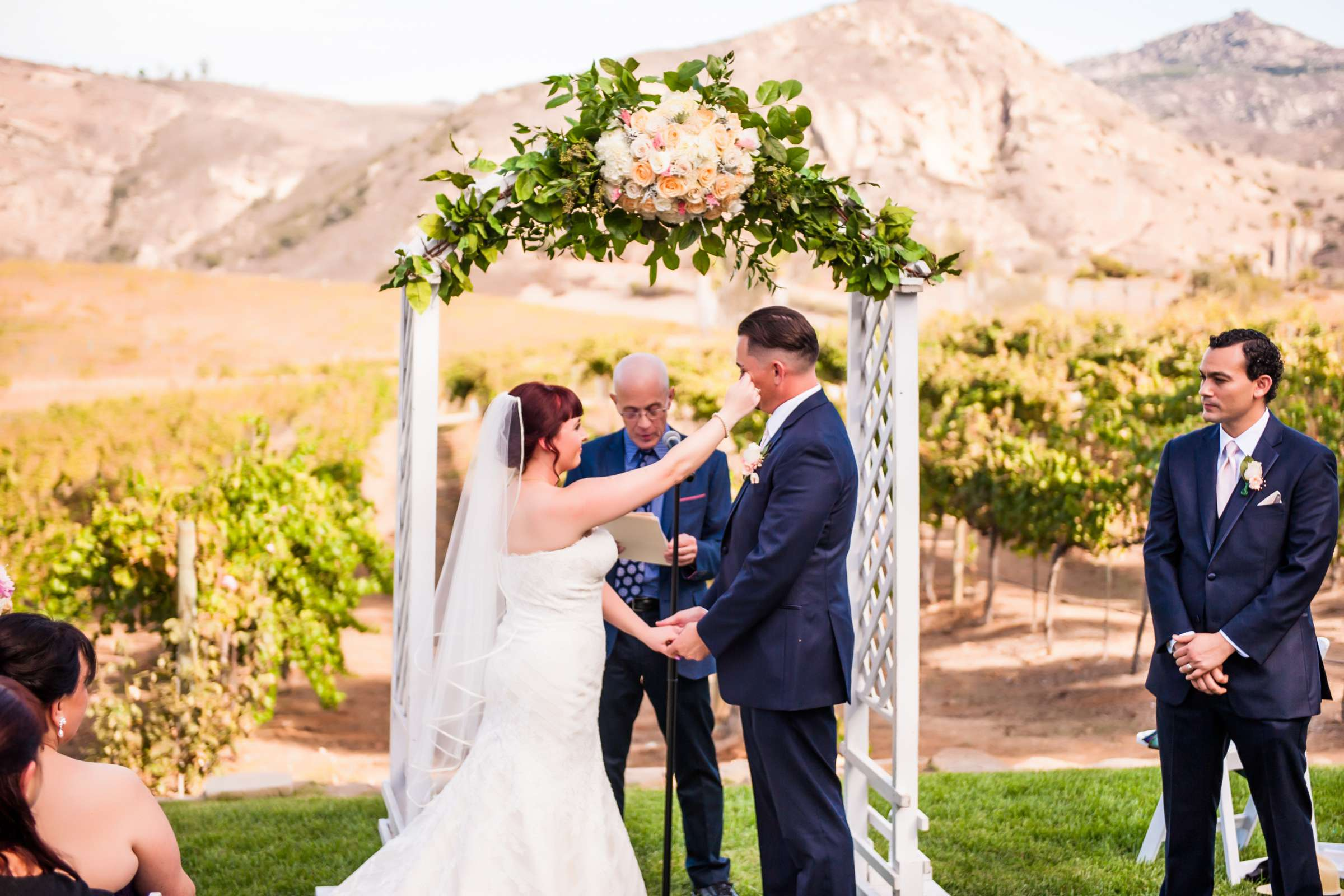 Orfila Vineyards Wedding, Tulasi and Richard Wedding Photo #24 by True Photography